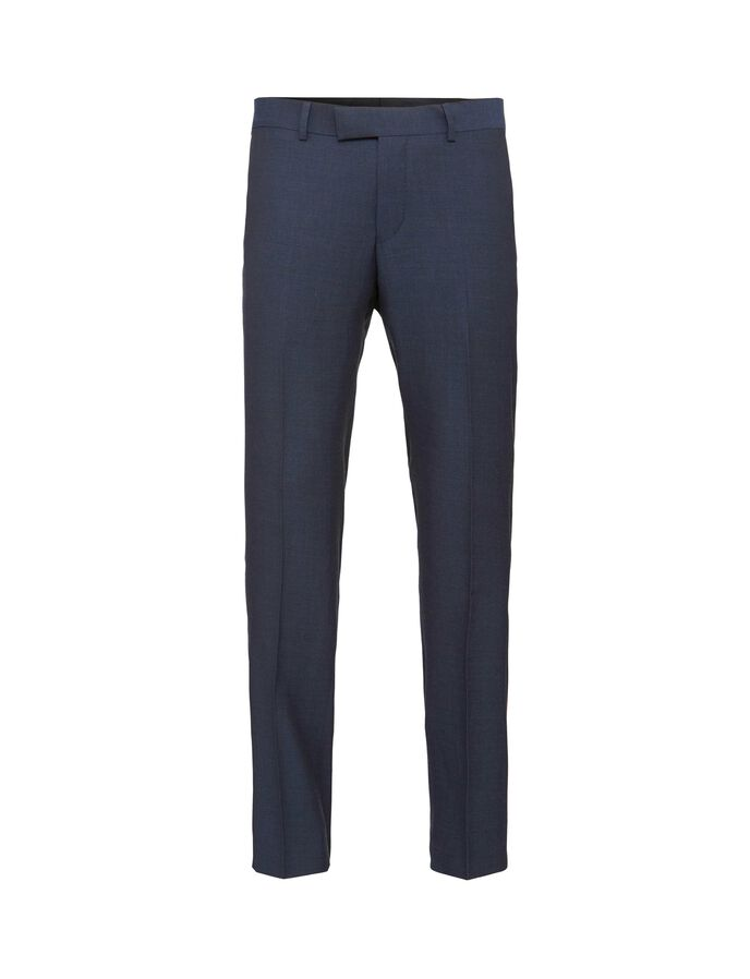 GORDON TROUSERS  in Soft Blue Melange from Tiger of Sweden