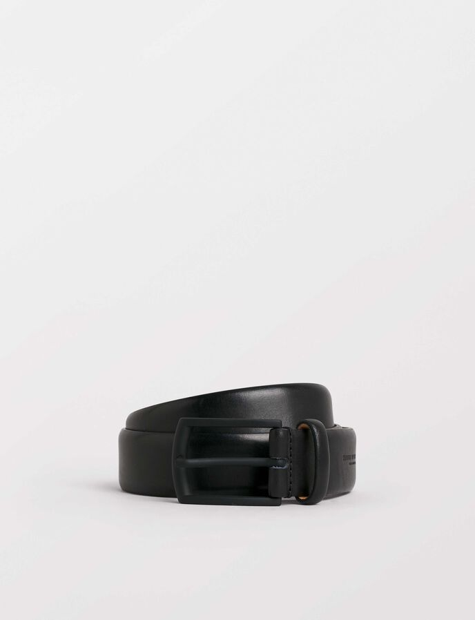 Bannir Belt in Black from Tiger of Sweden