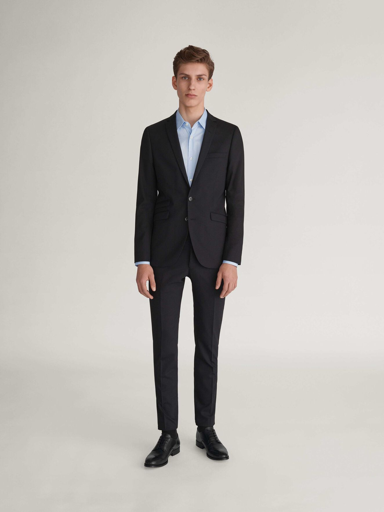 Nedvin Blazer in Black from Tiger of Sweden