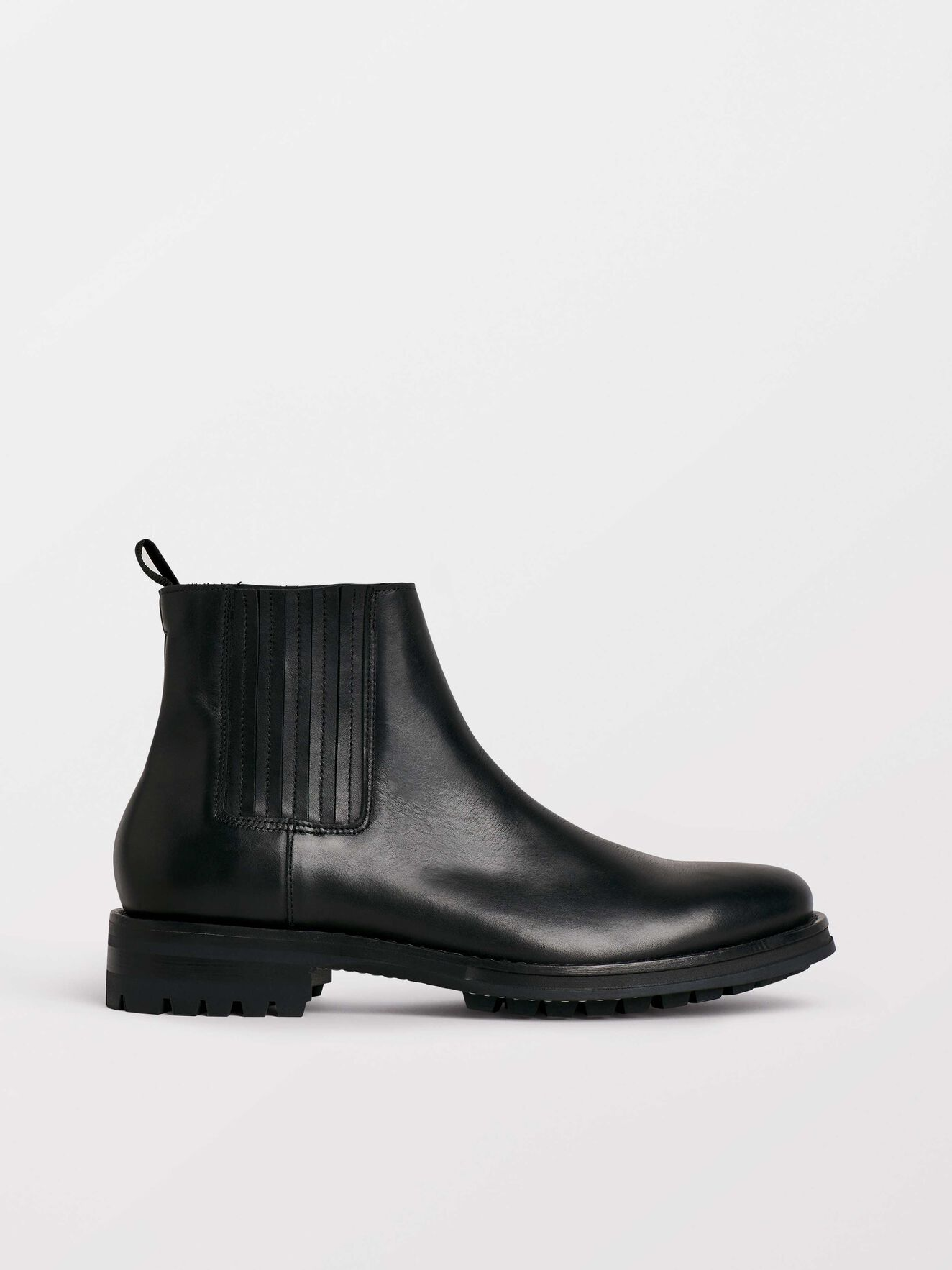 Bonnist Boots in Black from Tiger of Sweden