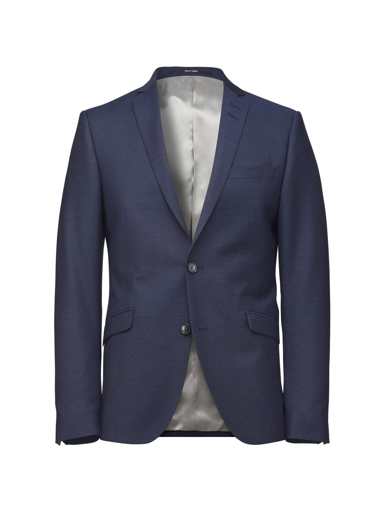 Harrie blazer in Royal Blue from Tiger of Sweden