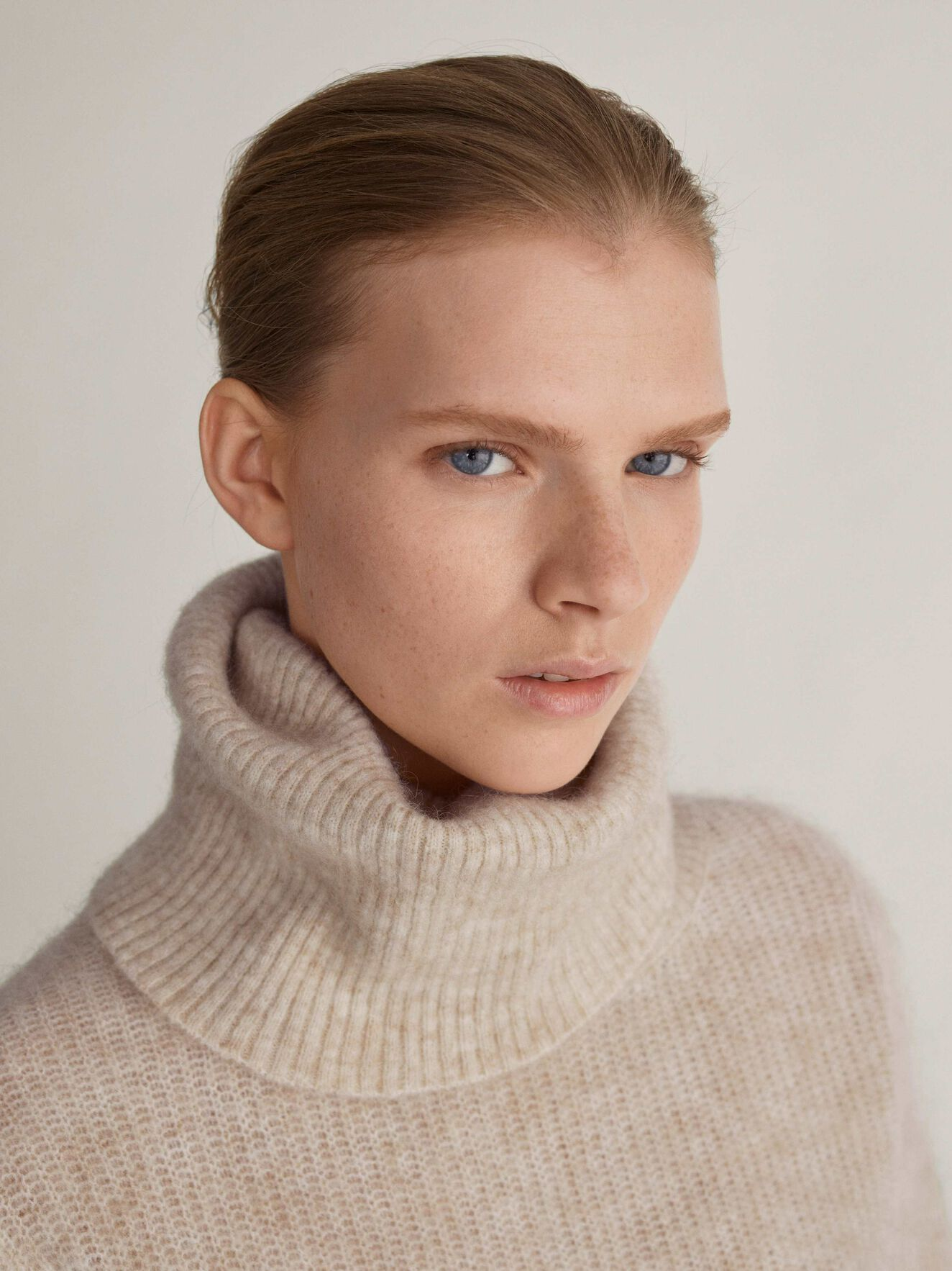 Cadena Pullover in Roasted Oat from Tiger of Sweden
