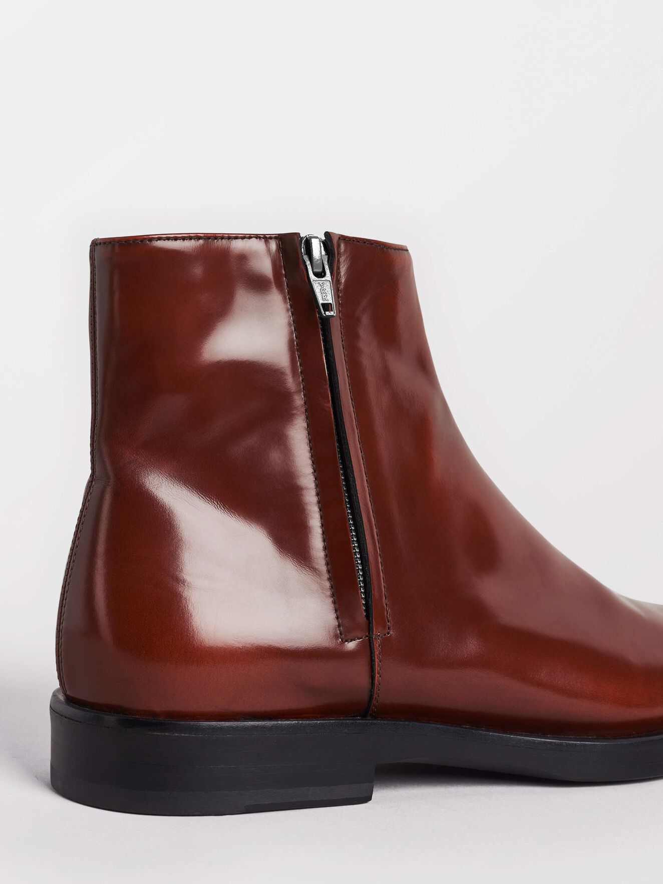 Bartis Boots in Cognac from Tiger of Sweden