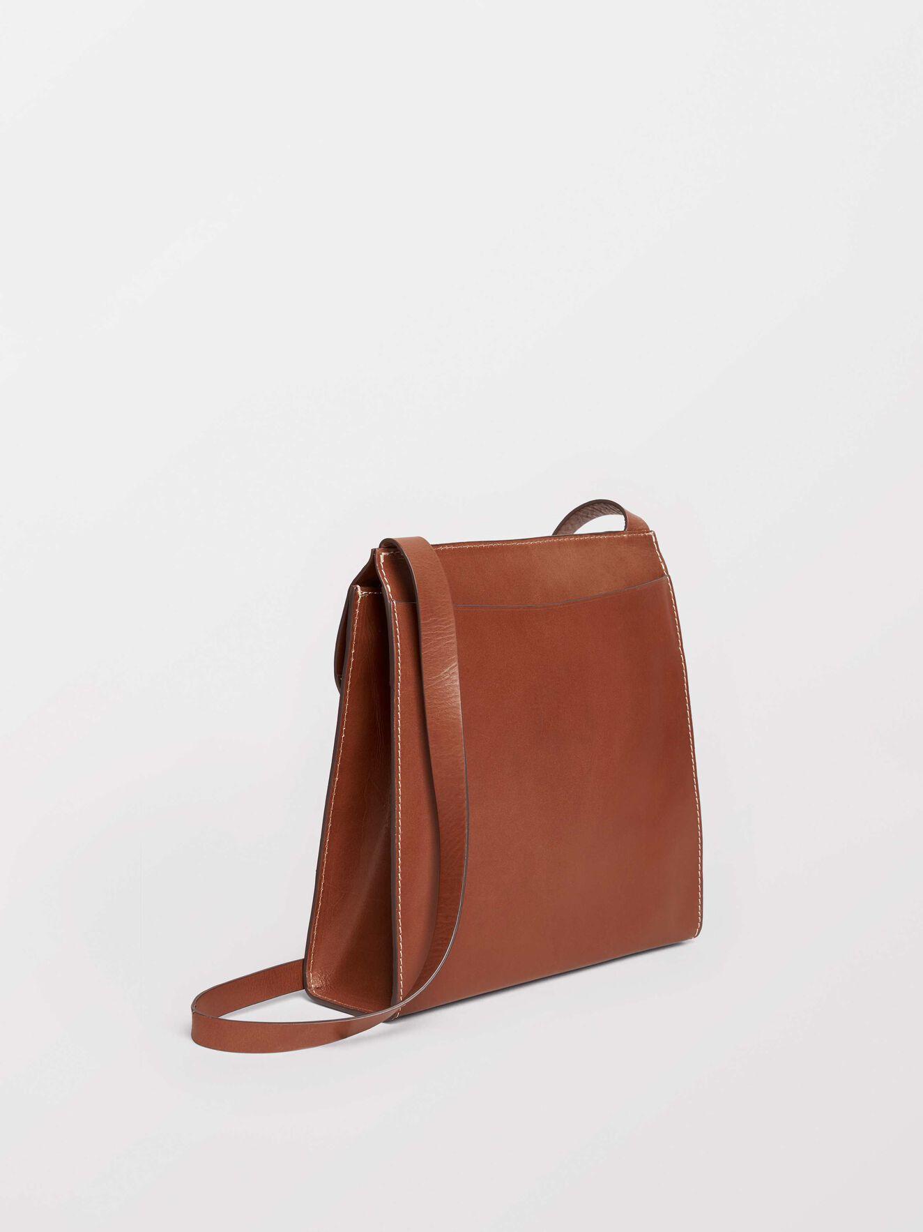 Barron Crossbody Bag in Light Brown from Tiger of Sweden