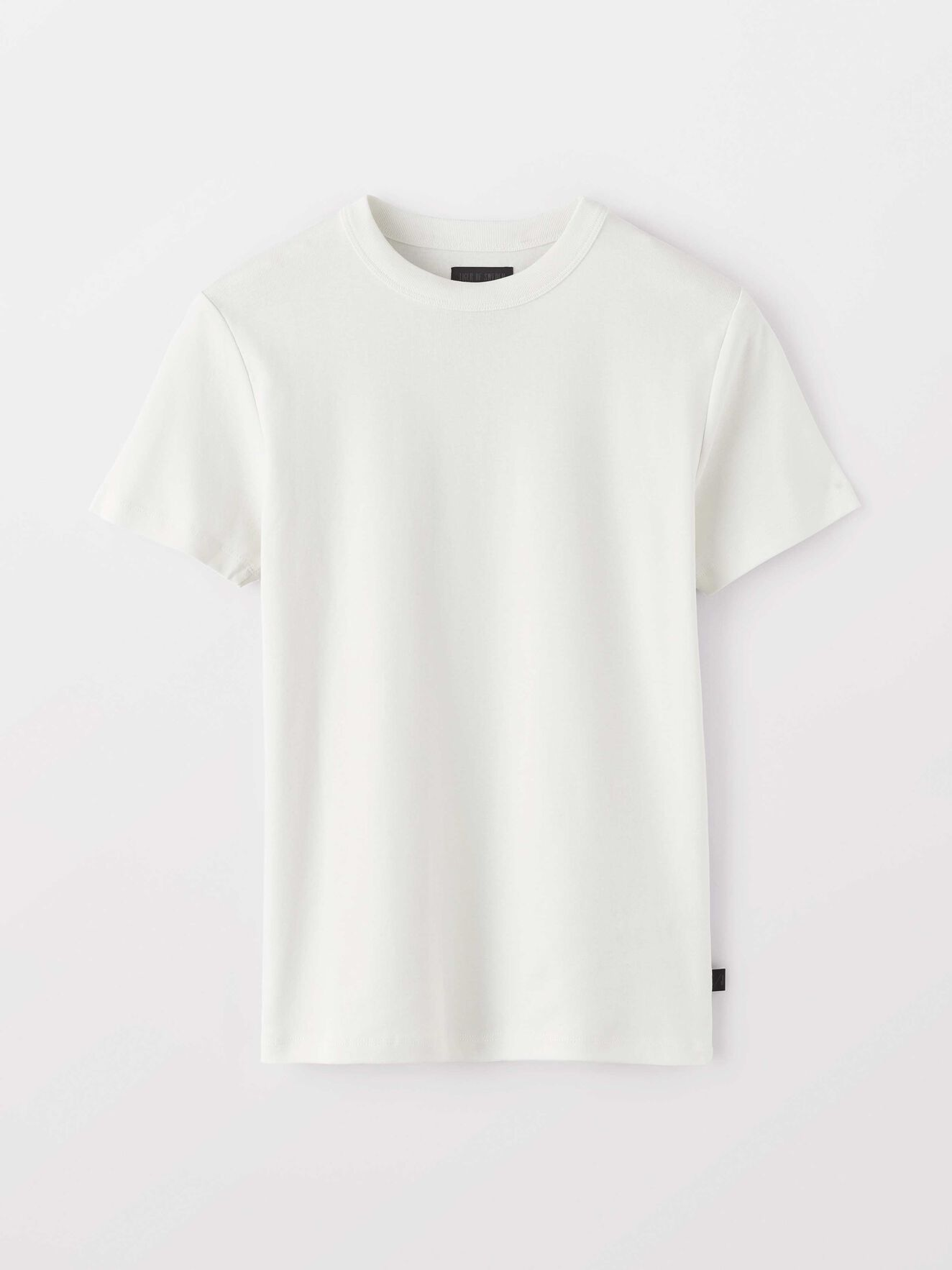Essek T-Shirt in White Light from Tiger of Sweden