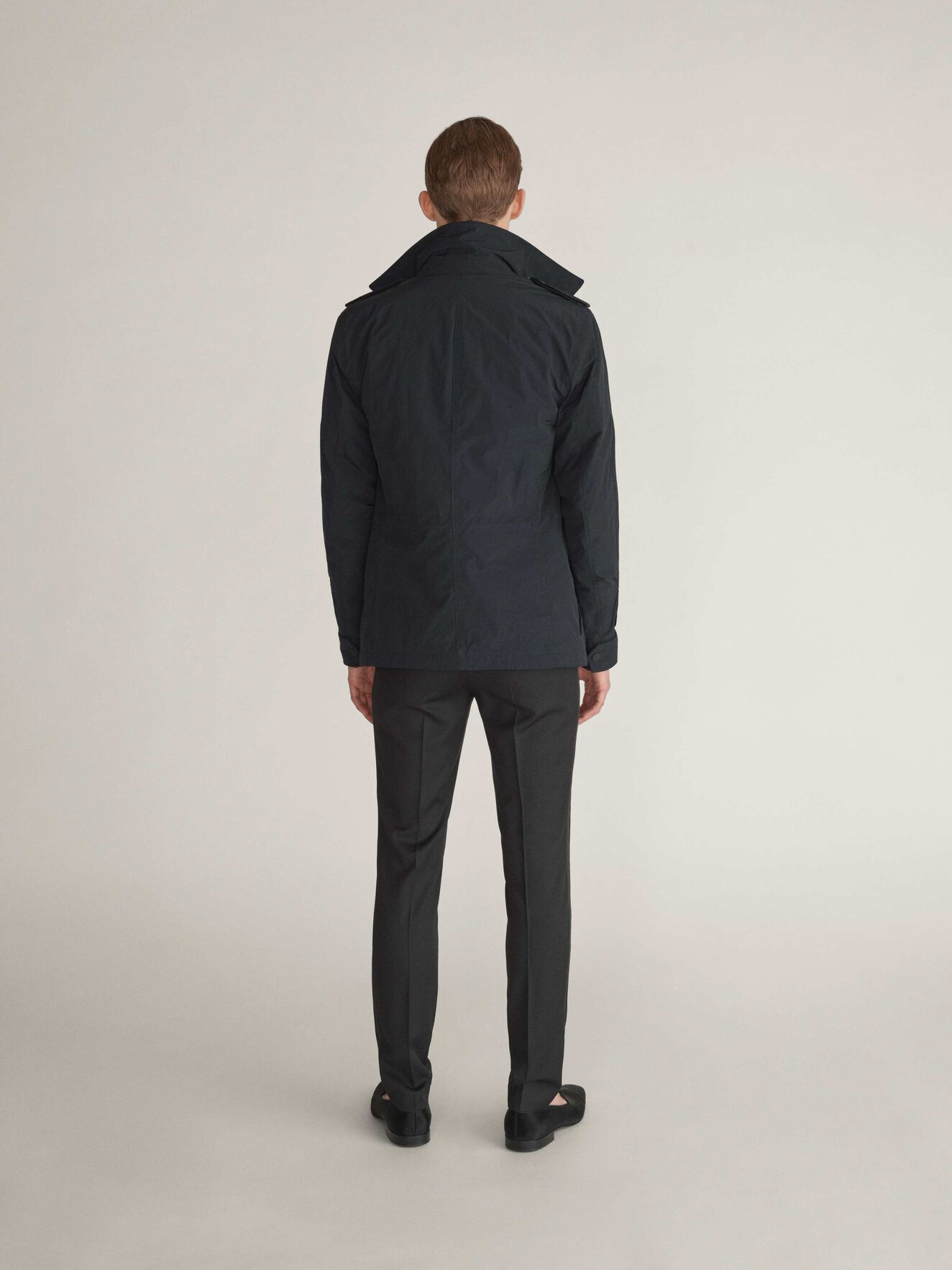 Ossien Jacket in Light Ink from Tiger of Sweden