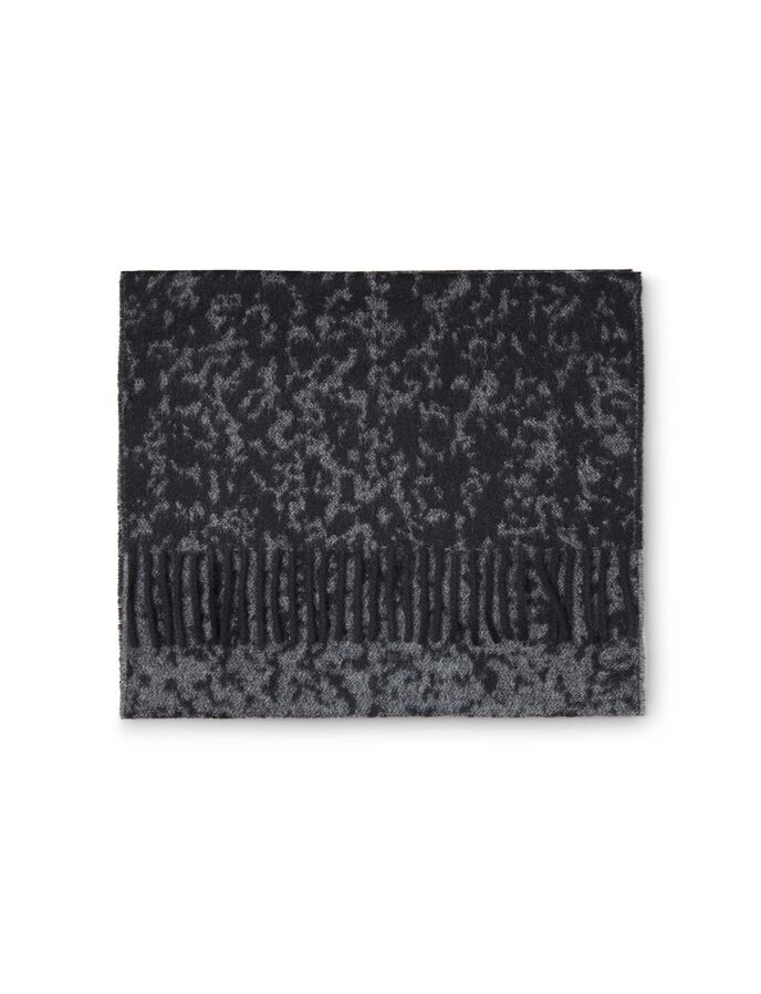 CONNISTON SCARF in Black from Tiger of Sweden