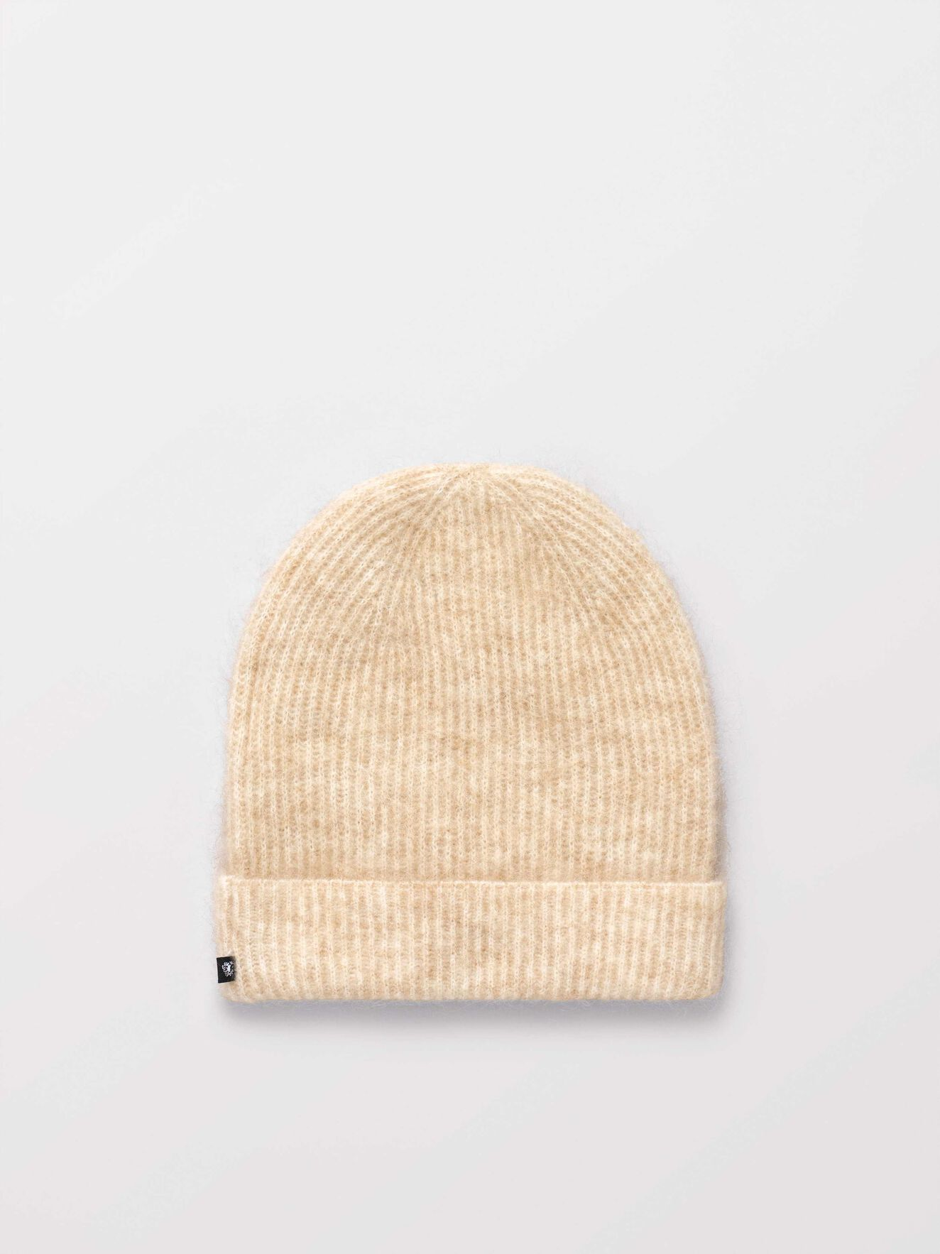 Abetone Beanie in Roasted Oat from Tiger of Sweden