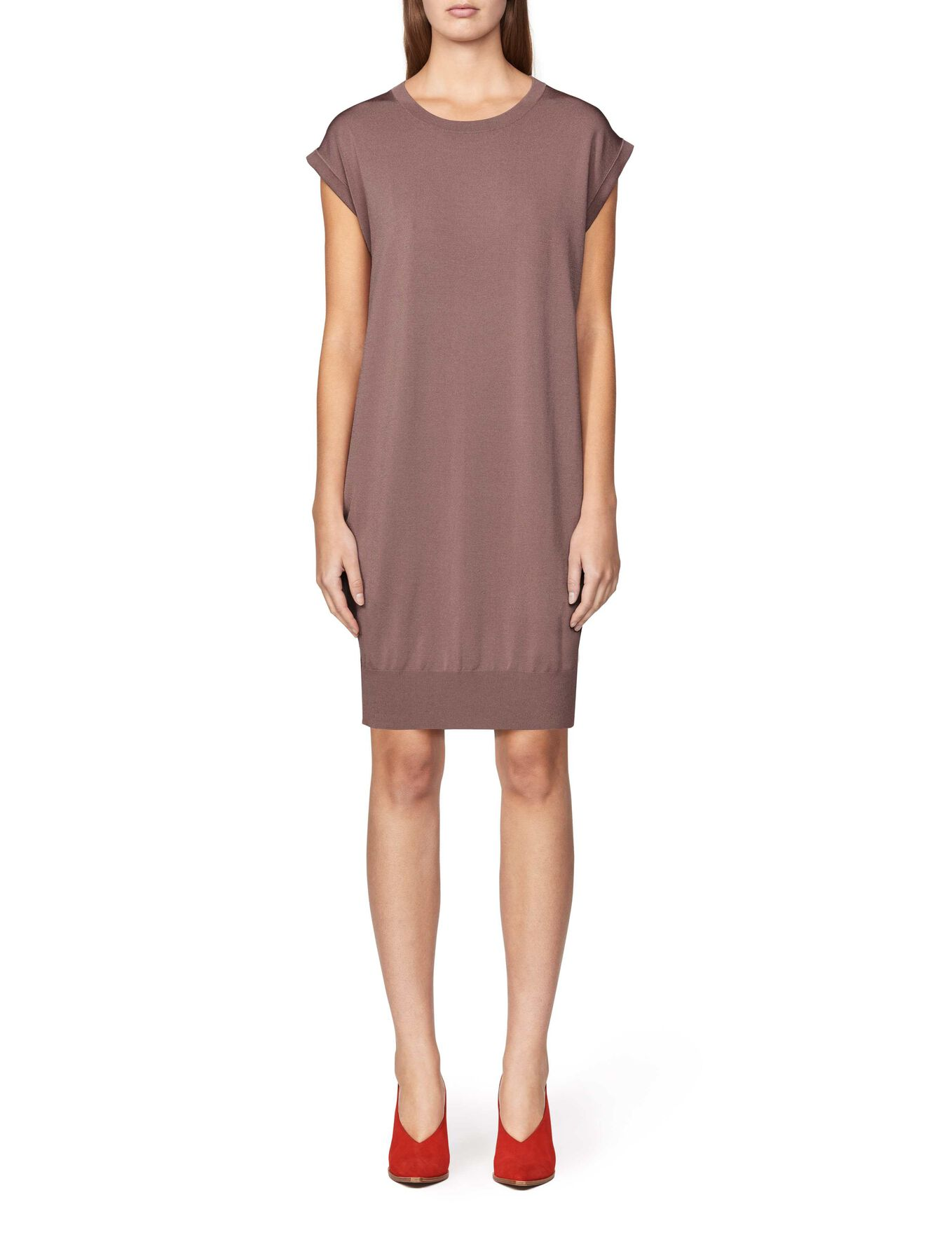 Palame Dress in Mellow Mulberry from Tiger of Sweden