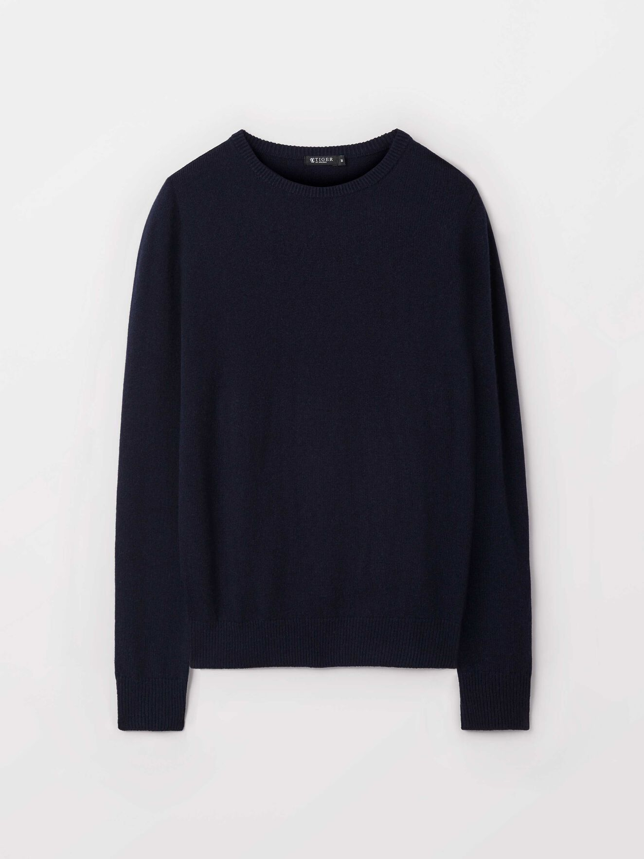 Nickol Pullover in Light Ink from Tiger of Sweden