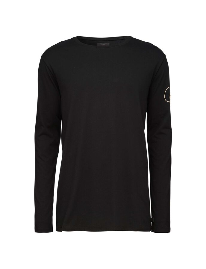 GIANT PR T-SHIRT in Black from Tiger of Sweden