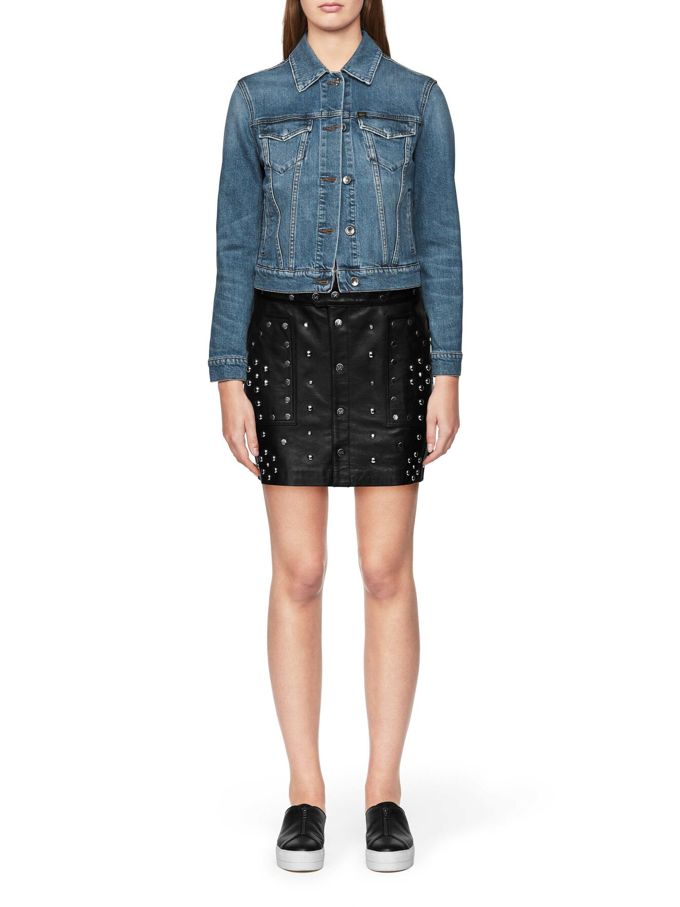 Bleed Skirt in Black from Tiger of Sweden