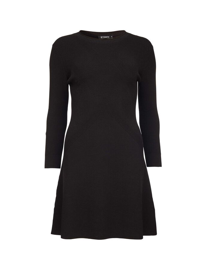 ALISMA DRESS in Midnight Black from Tiger of Sweden
