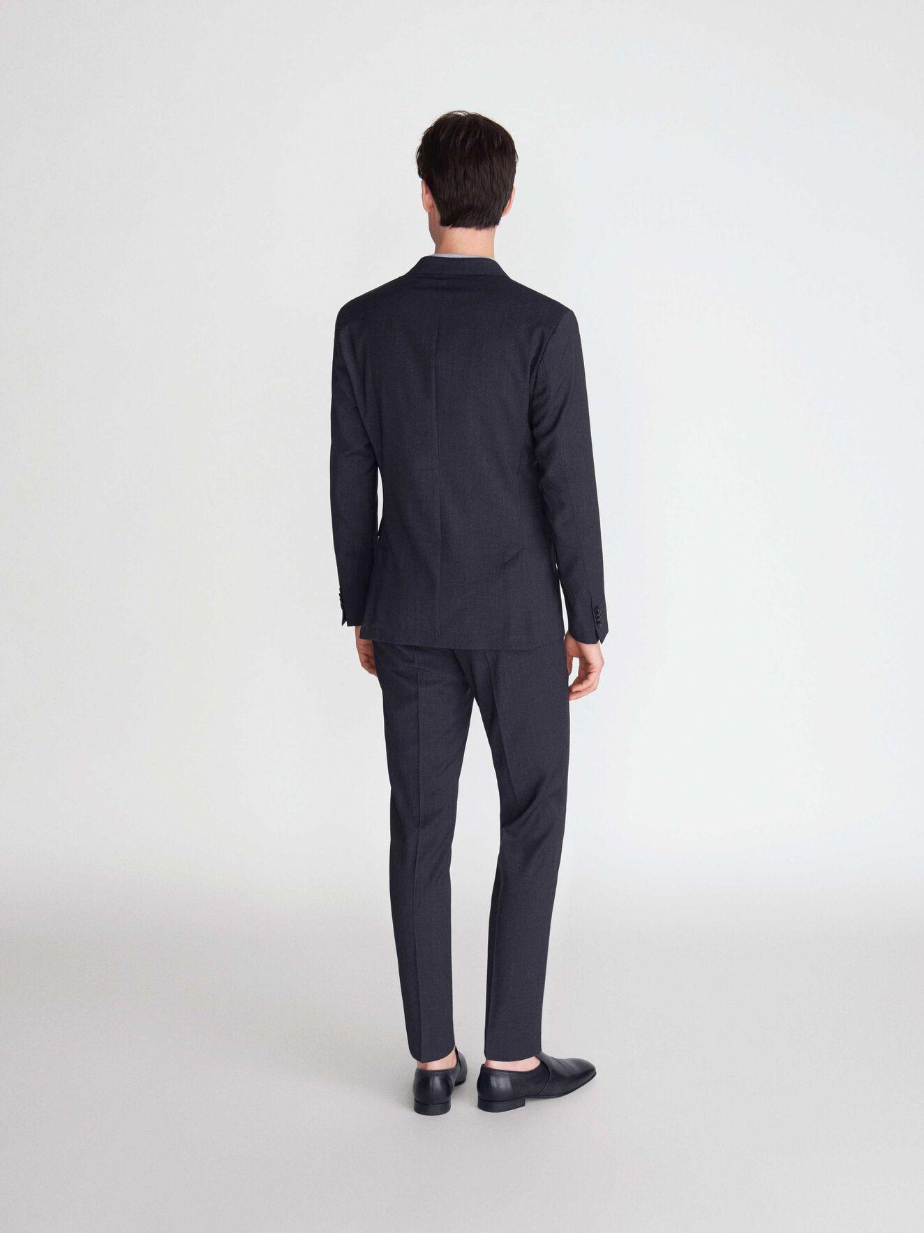Tordon Trousers in Dark grey Mel from Tiger of Sweden