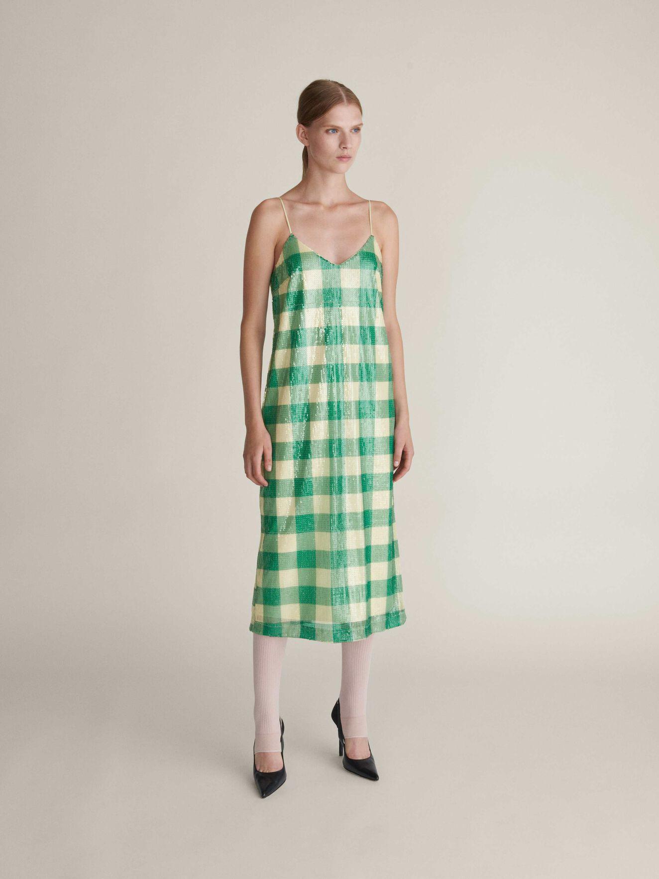 Ippis 2 Dress in ARTWORK from Tiger of Sweden