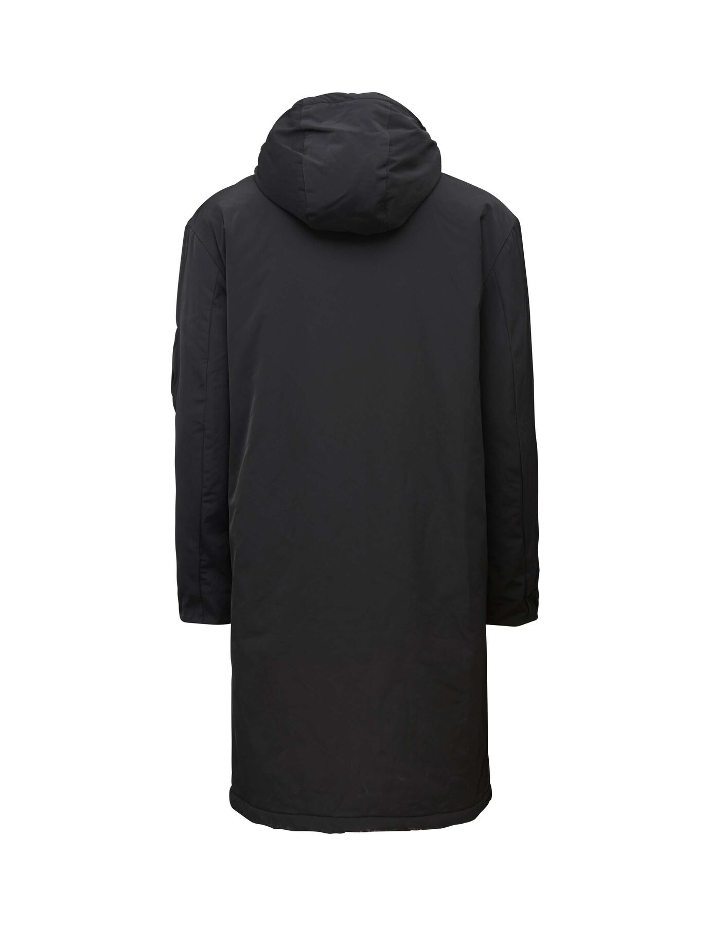 FAT COAT in Black from Tiger of Sweden
