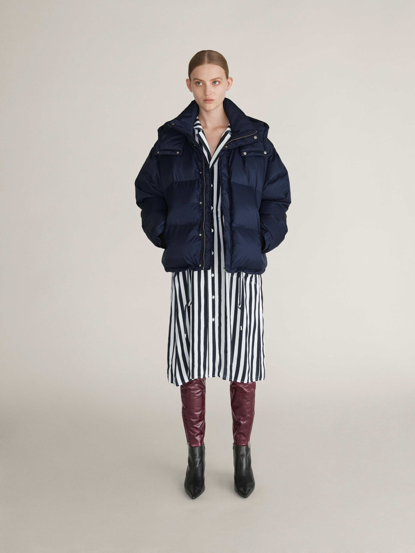 Whirl Jacke in Maritime Blue from Tiger of Sweden