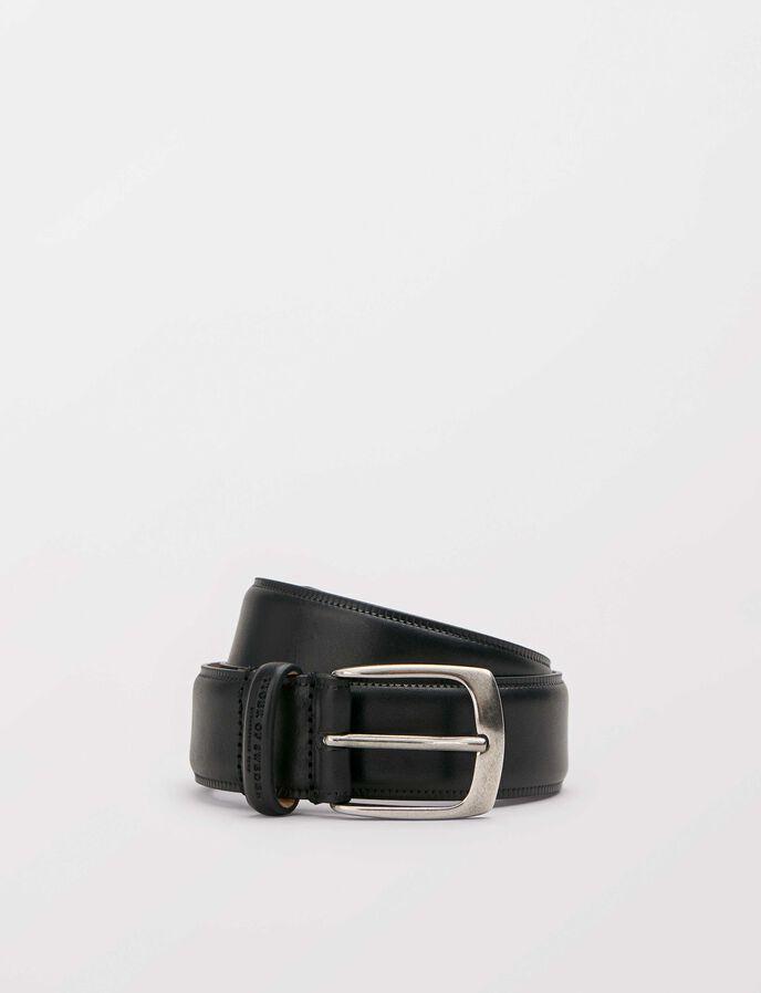 Blommer belt in Black from Tiger of Sweden