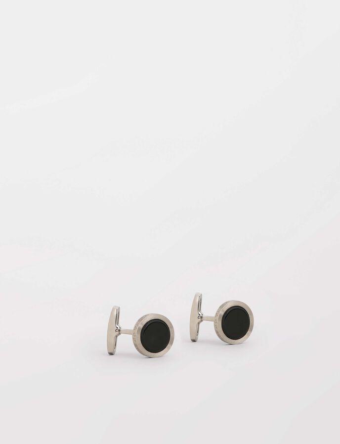 Kollett 2  Cufflinks in Black from Tiger of Sweden