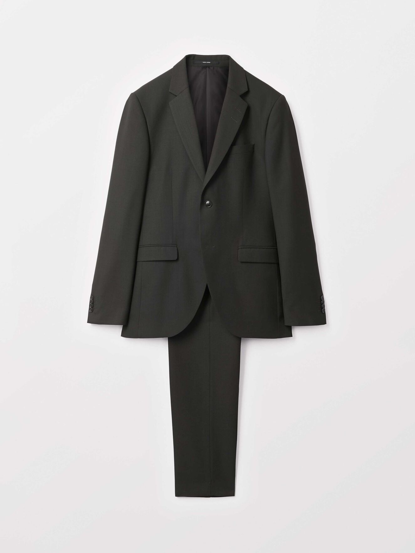 S.Jamonte Suit in Black Green from Tiger of Sweden