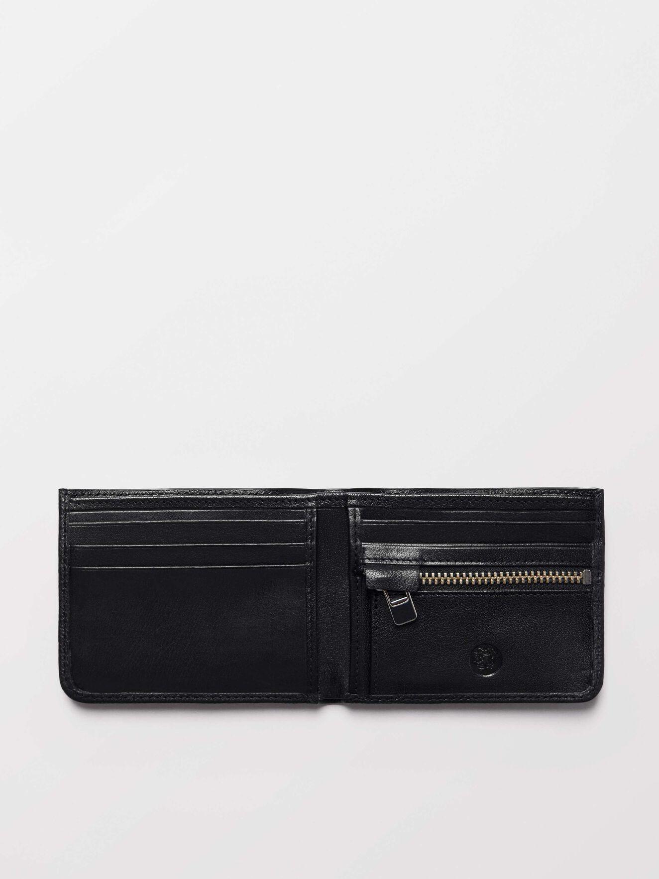 Zadkine Wallet in Black from Tiger of Sweden