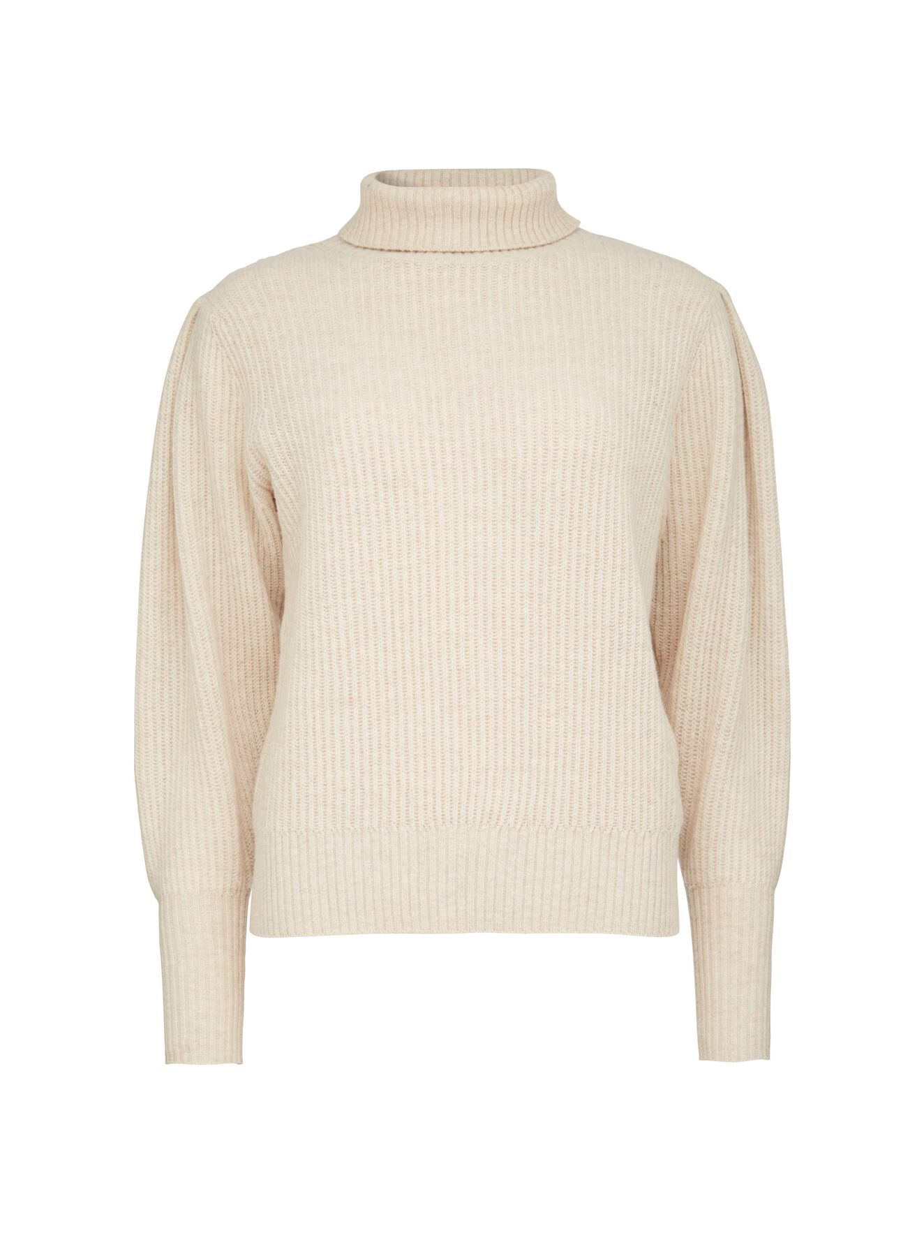 GLEBA SWEATER in Almond from Tiger of Sweden