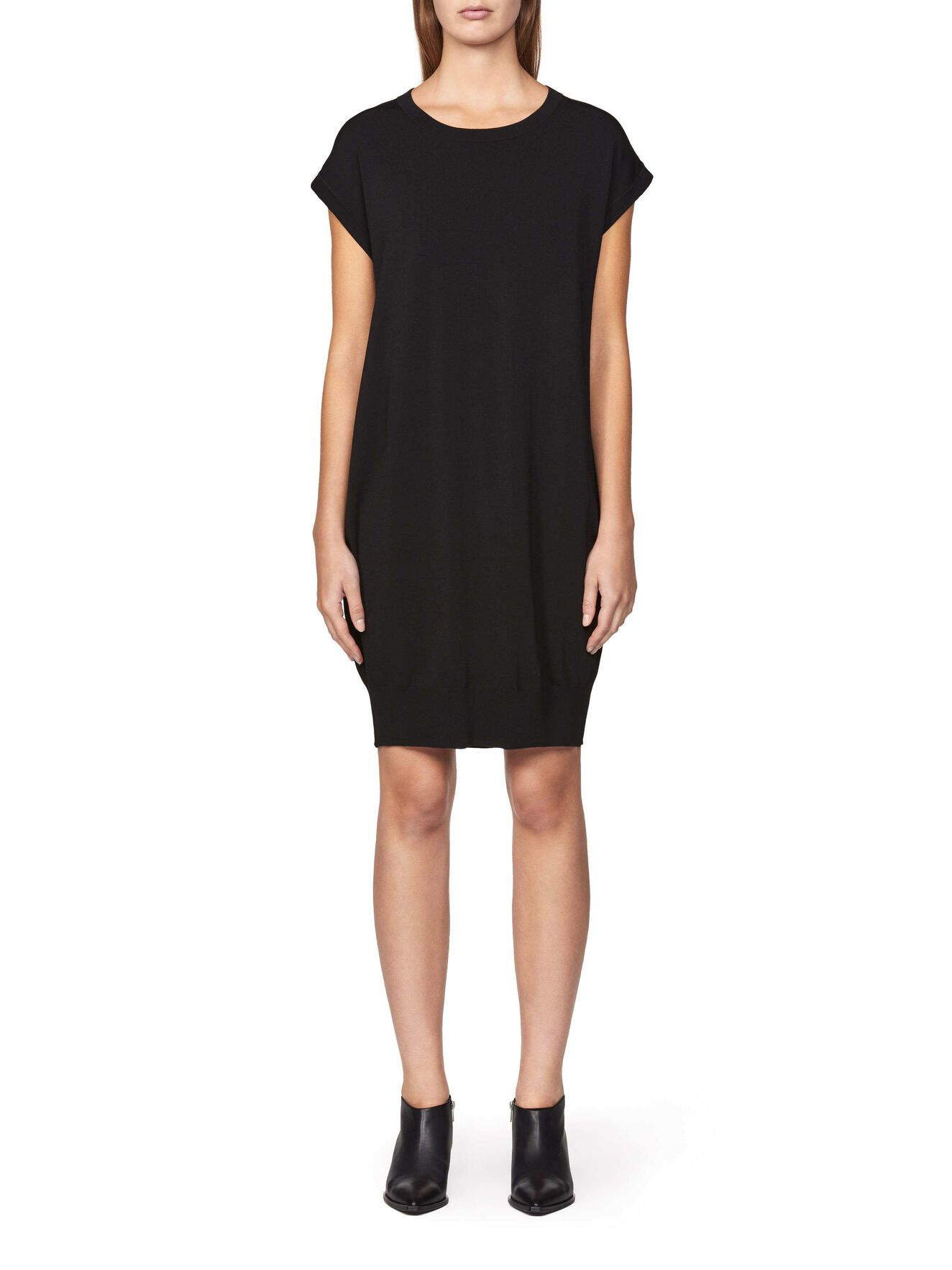 Palame Dress in Midnight Black from Tiger of Sweden