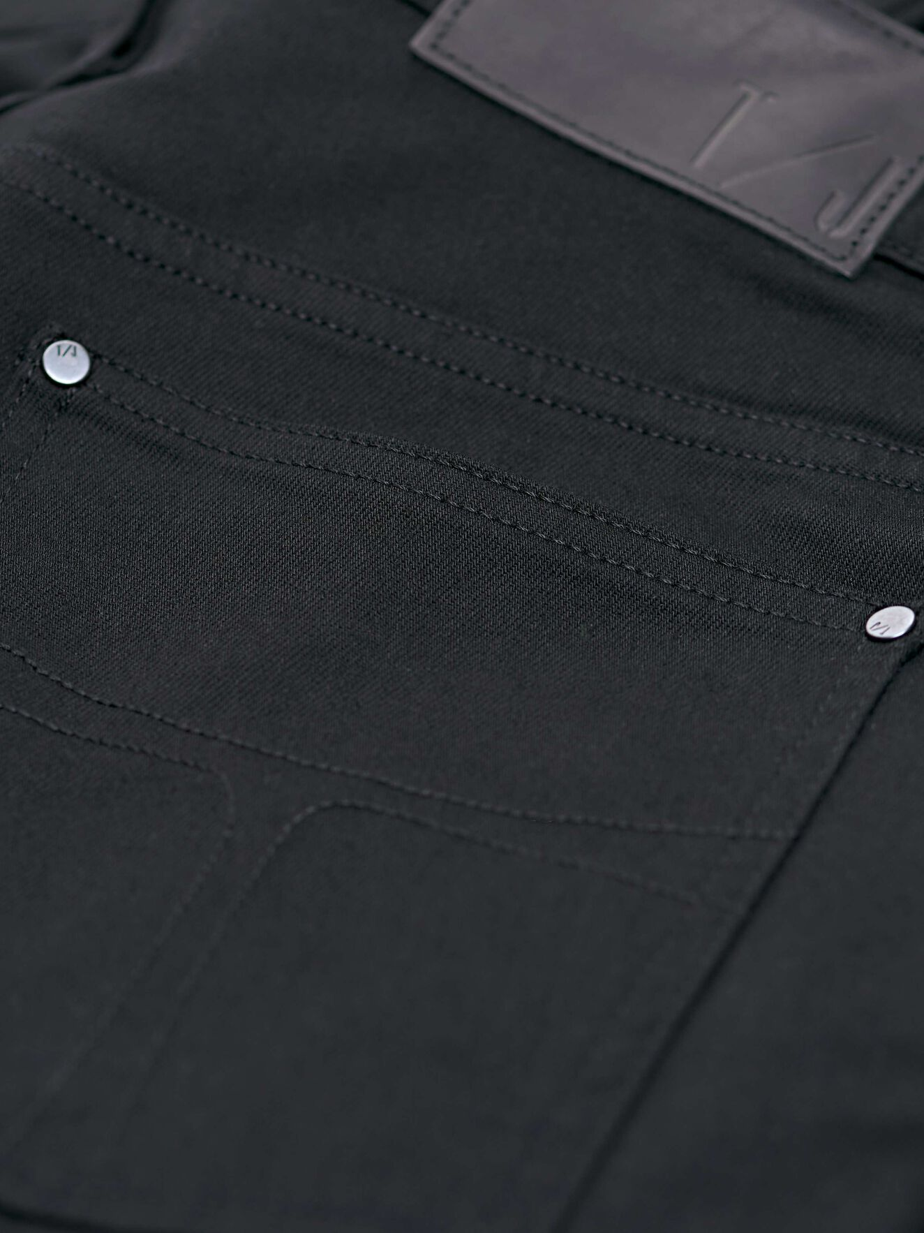 0a40a5f46d ... Iggy Jeans in Black from Tiger of Sweden