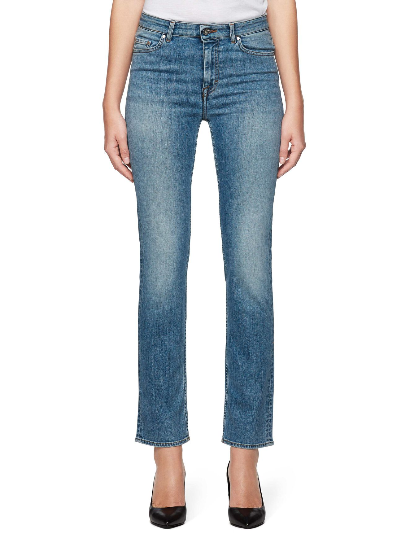 AMY JEANS in Light blue from Tiger of Sweden