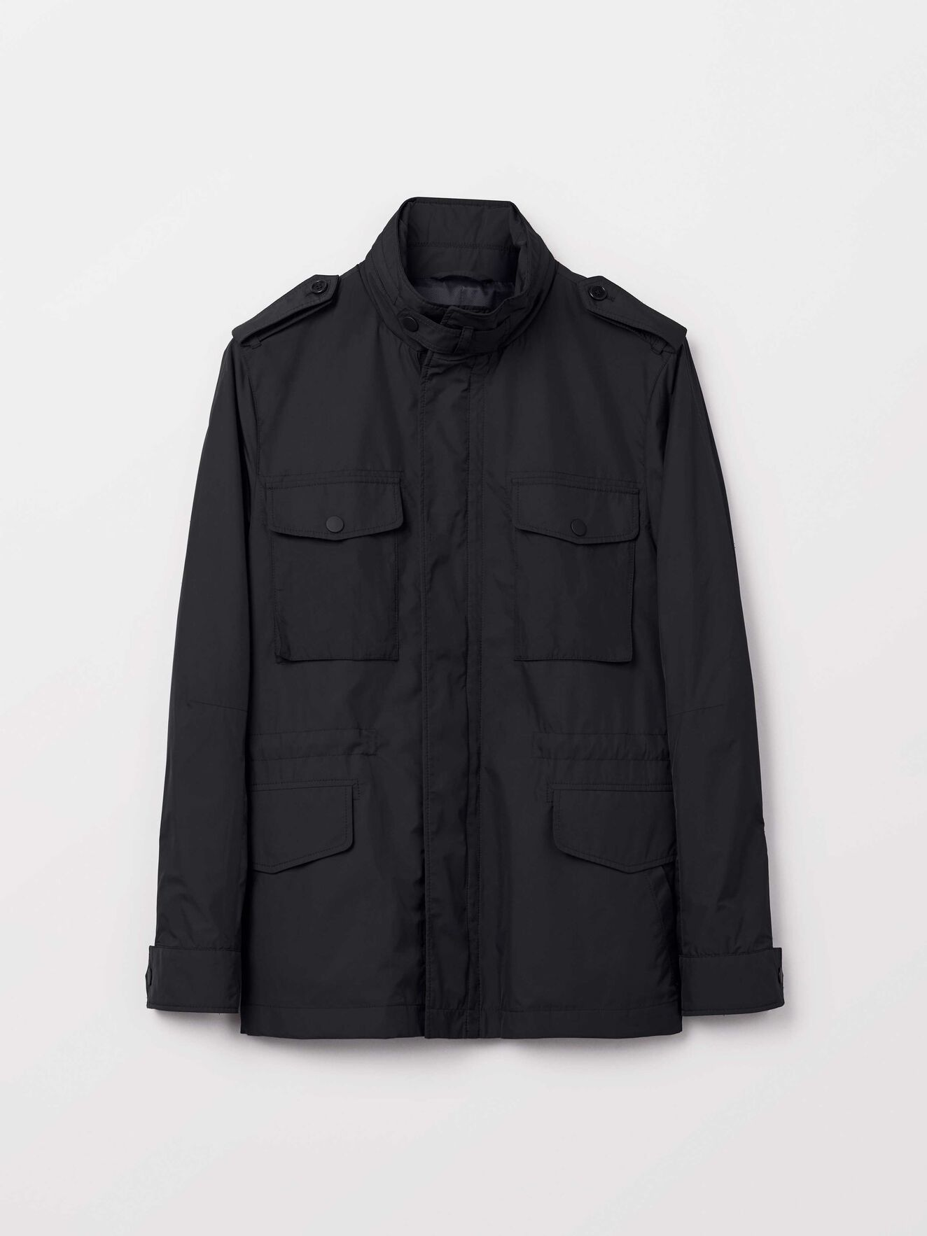 Ossiane Jacket in Black from Tiger of Sweden