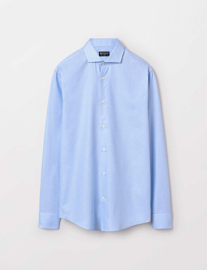 Farrell 5 Shirt in Light blue from Tiger of Sweden