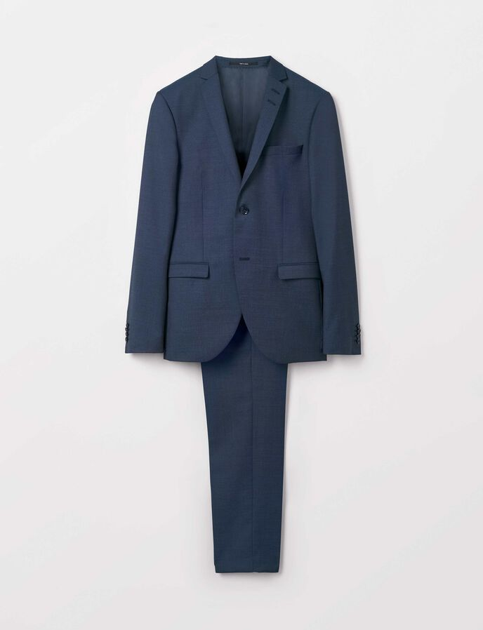 Jil 8 blazer in Country Blue from Tiger of Sweden