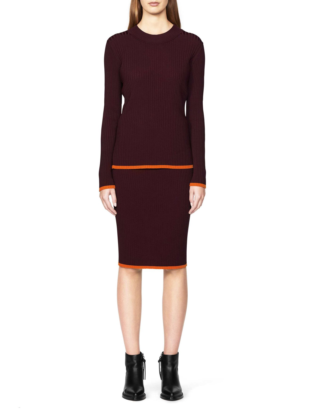 ELAIA SKIRT  in Noon Plum from Tiger of Sweden