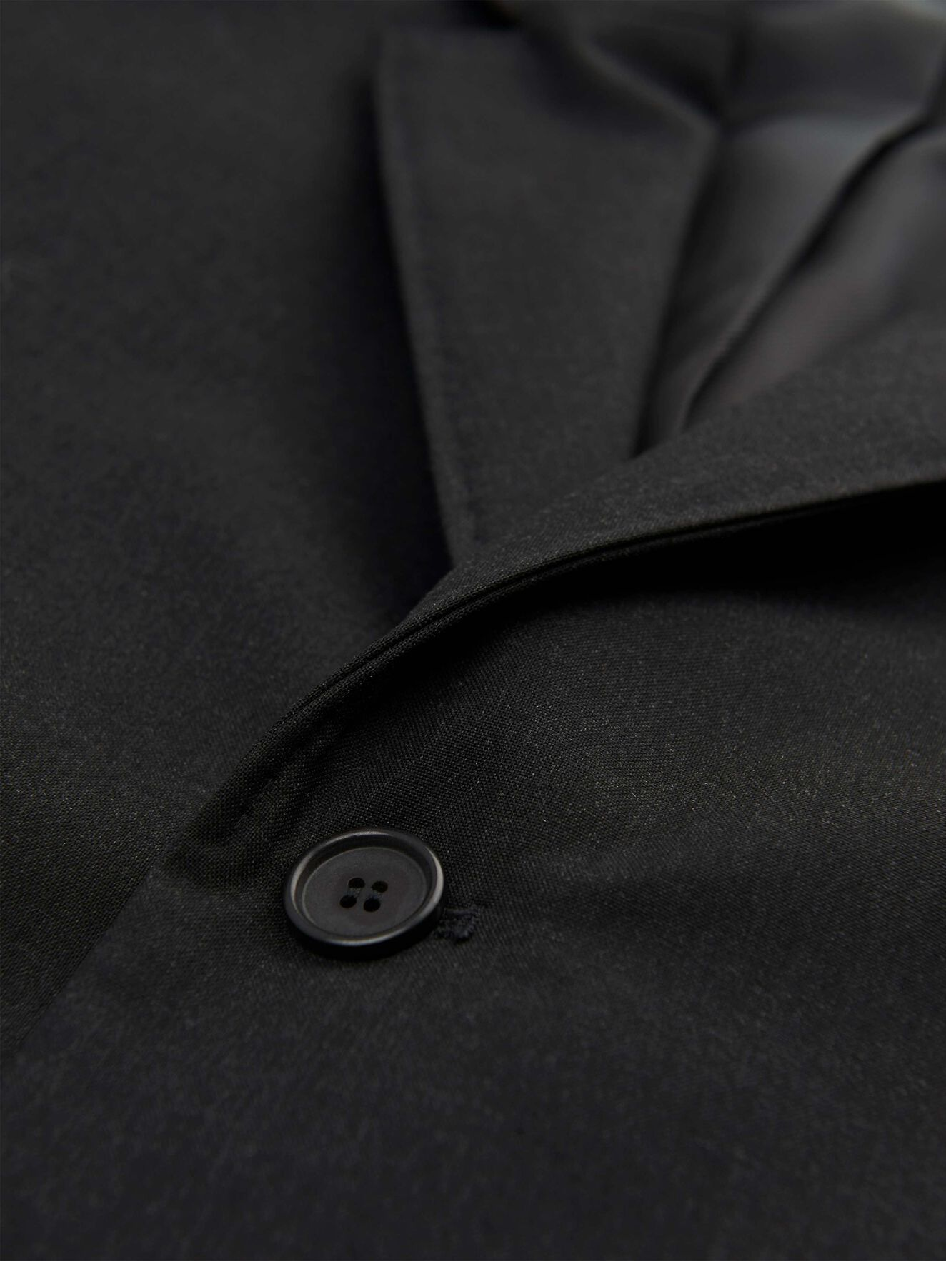 Cempey Coat in Dark grey Mel from Tiger of Sweden