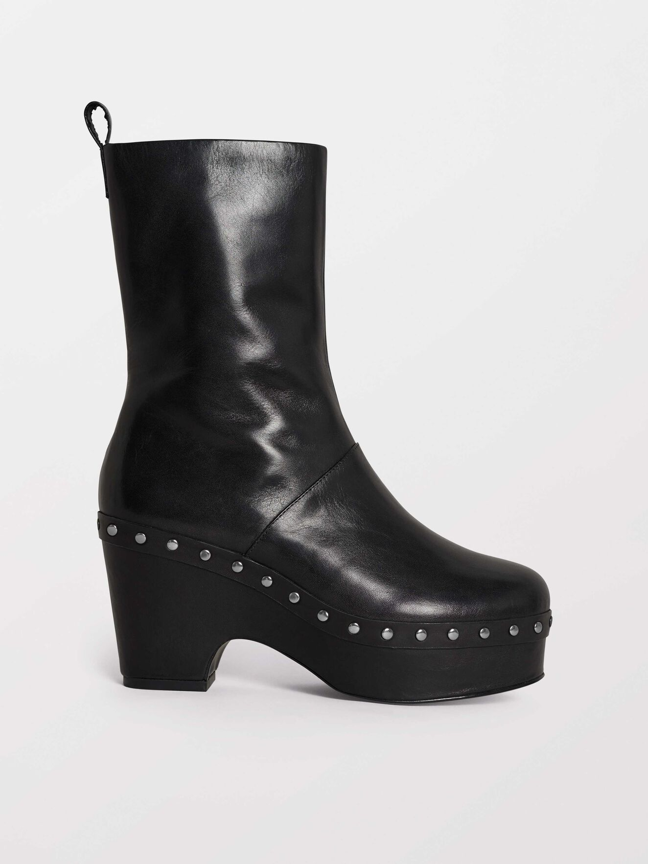 Botan Stiefel in Black from Tiger of Sweden