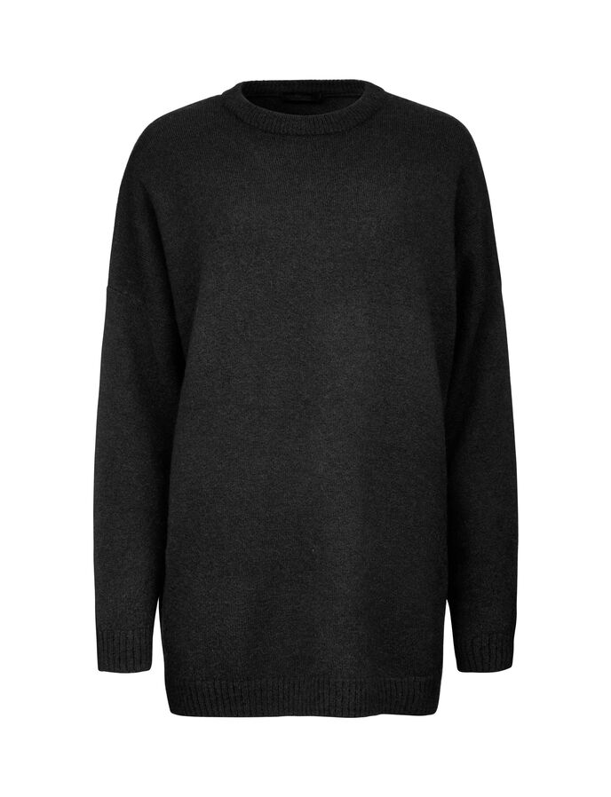 VITA PULLOVER in Black from Tiger of Sweden