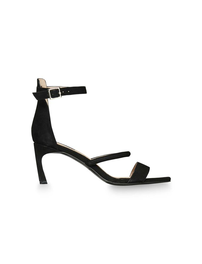 NEXOE SANDAL in Black from Tiger of Sweden