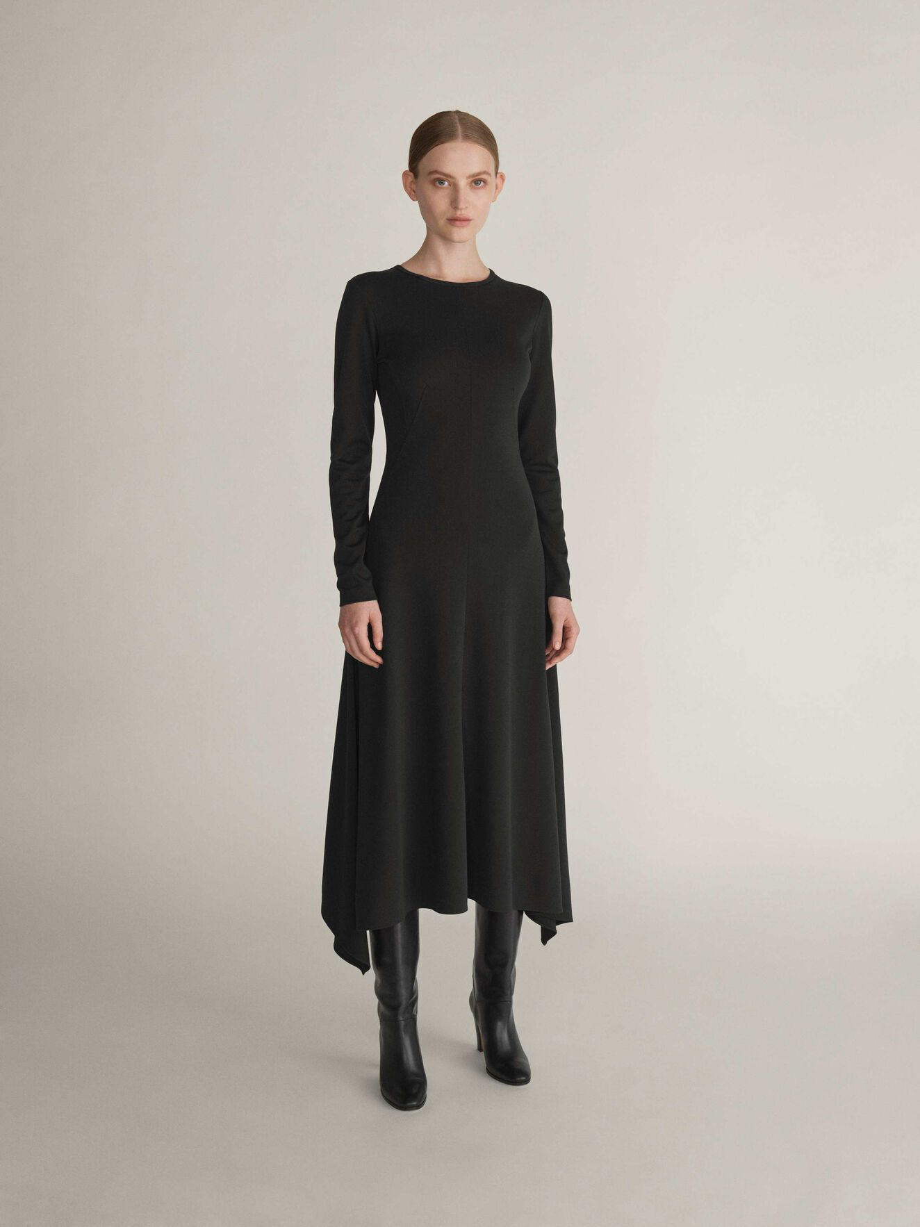Pennylane Dress in Midnight Black from Tiger of Sweden