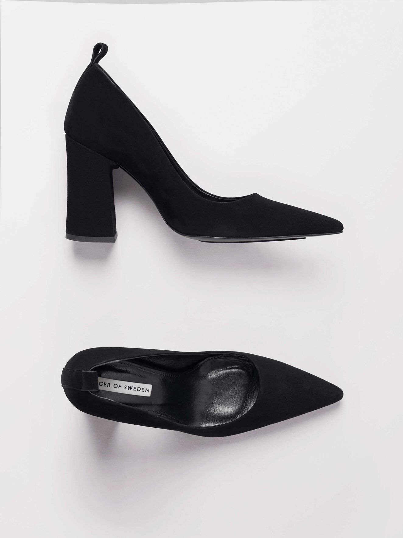 Sai Pumps in Black from Tiger of Sweden