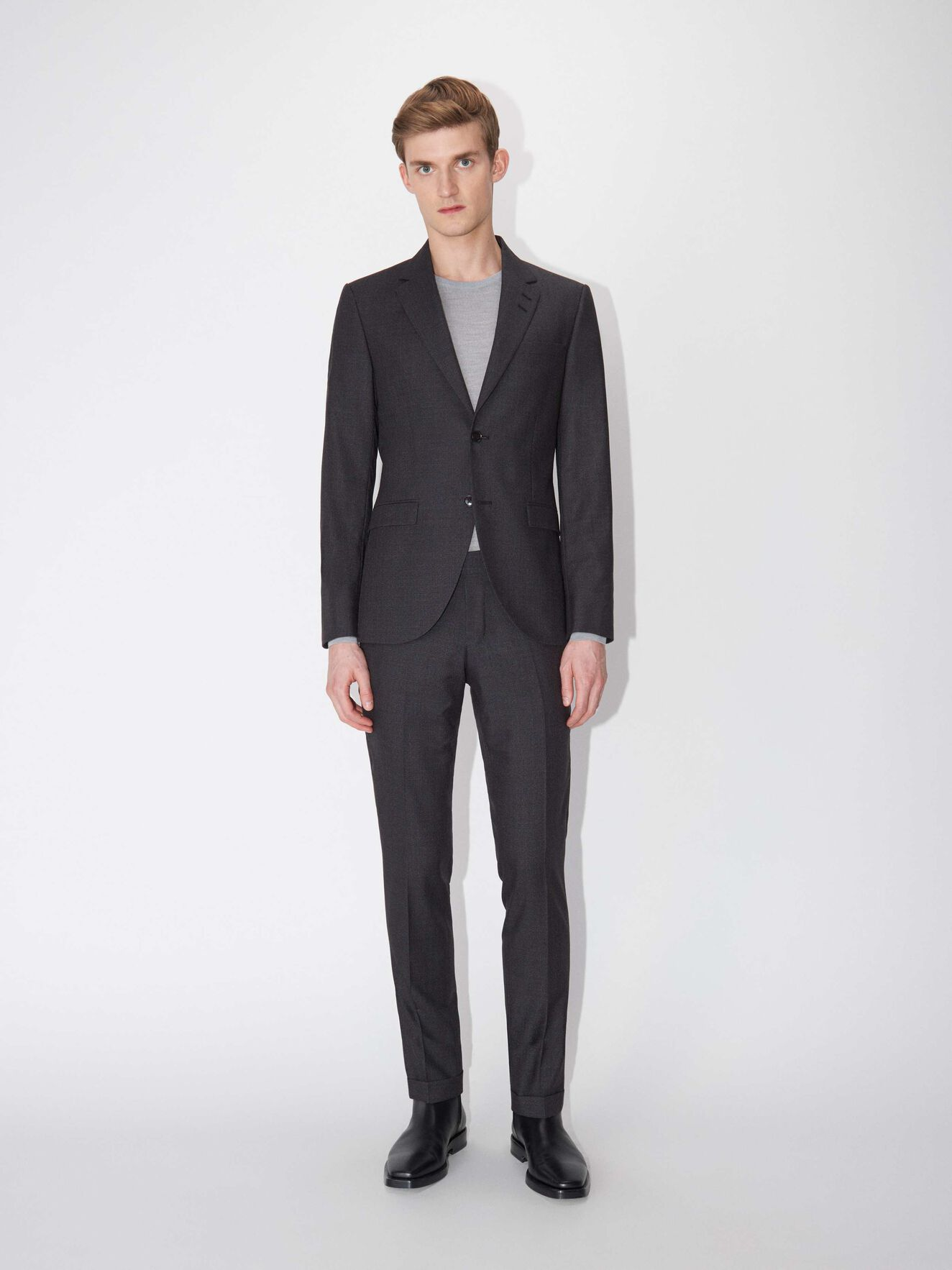 Tilman Trousers in Black from Tiger of Sweden