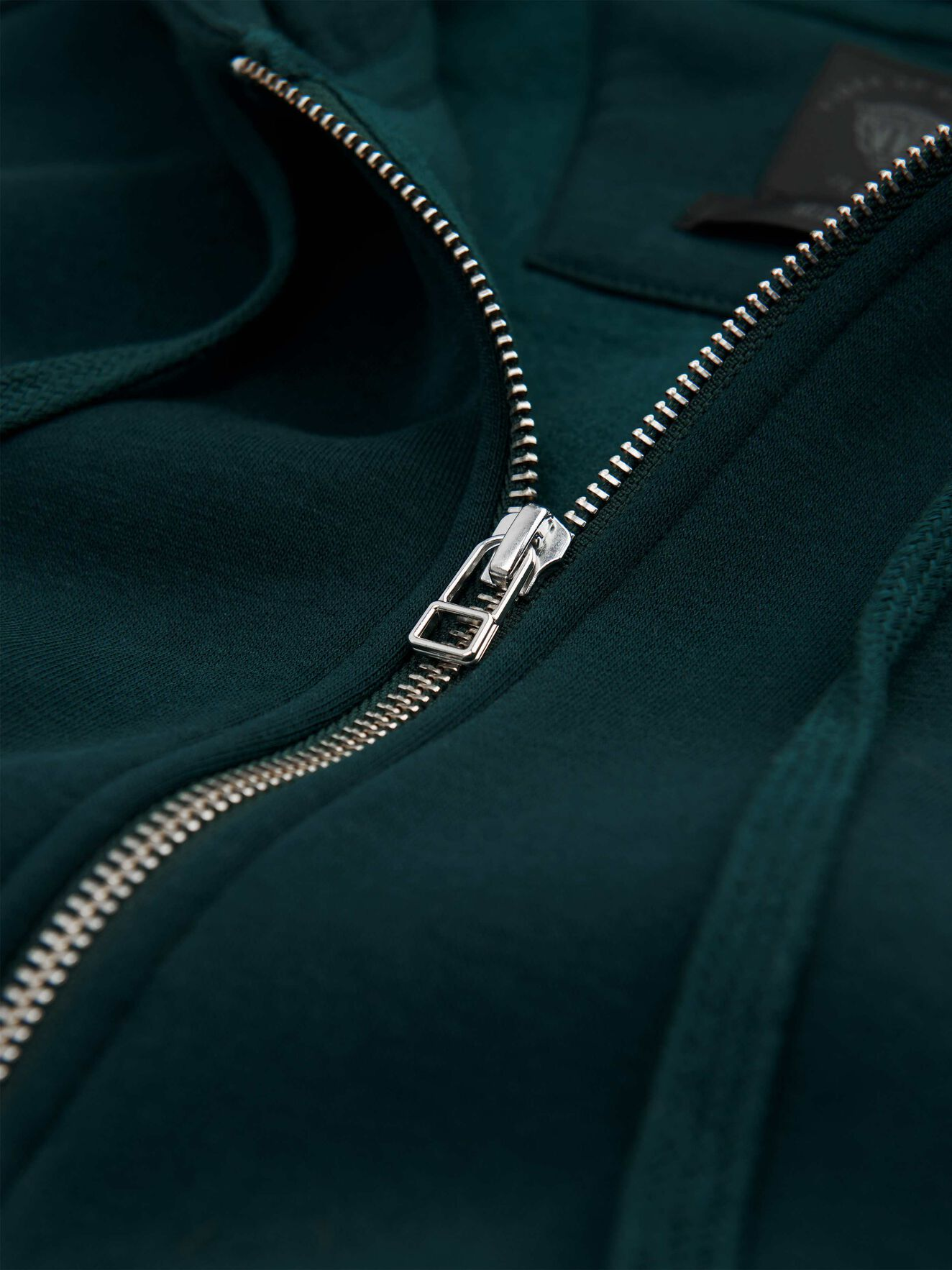 Capone Sweatshirt in Ocean Green from Tiger of Sweden