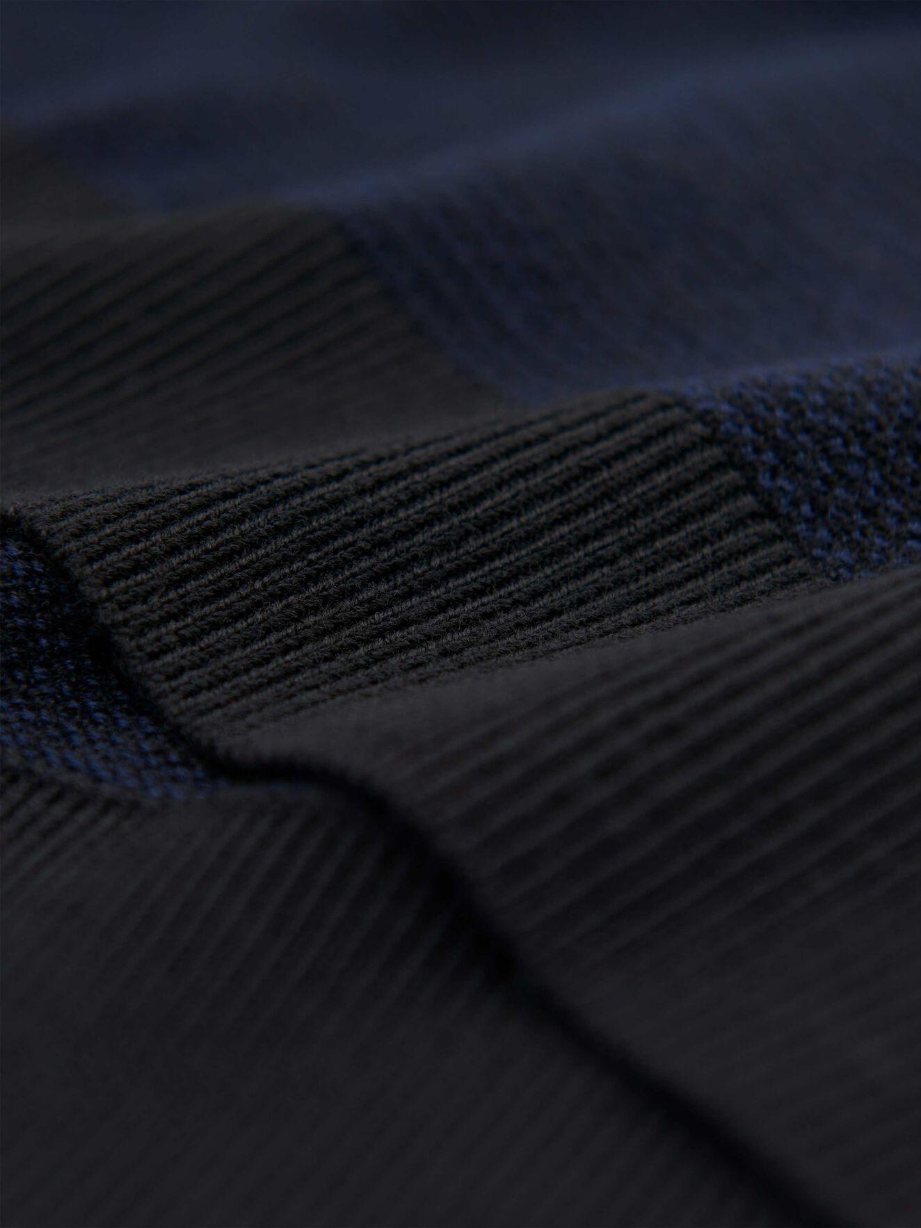 Nawaro Pullover in Black from Tiger of Sweden