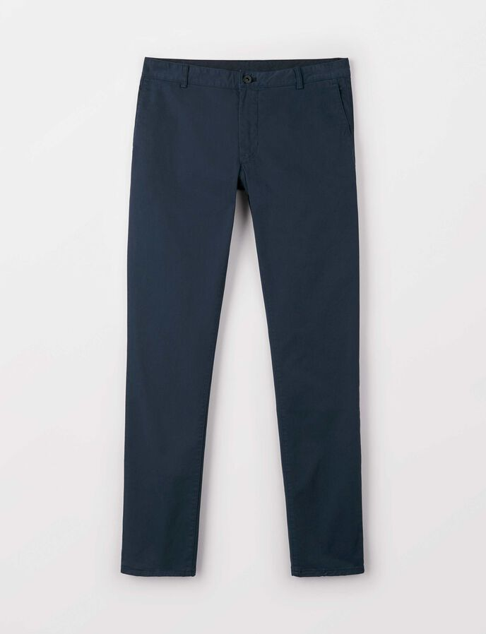 TRANSIT TROUSERS in Light Ink from Tiger of Sweden