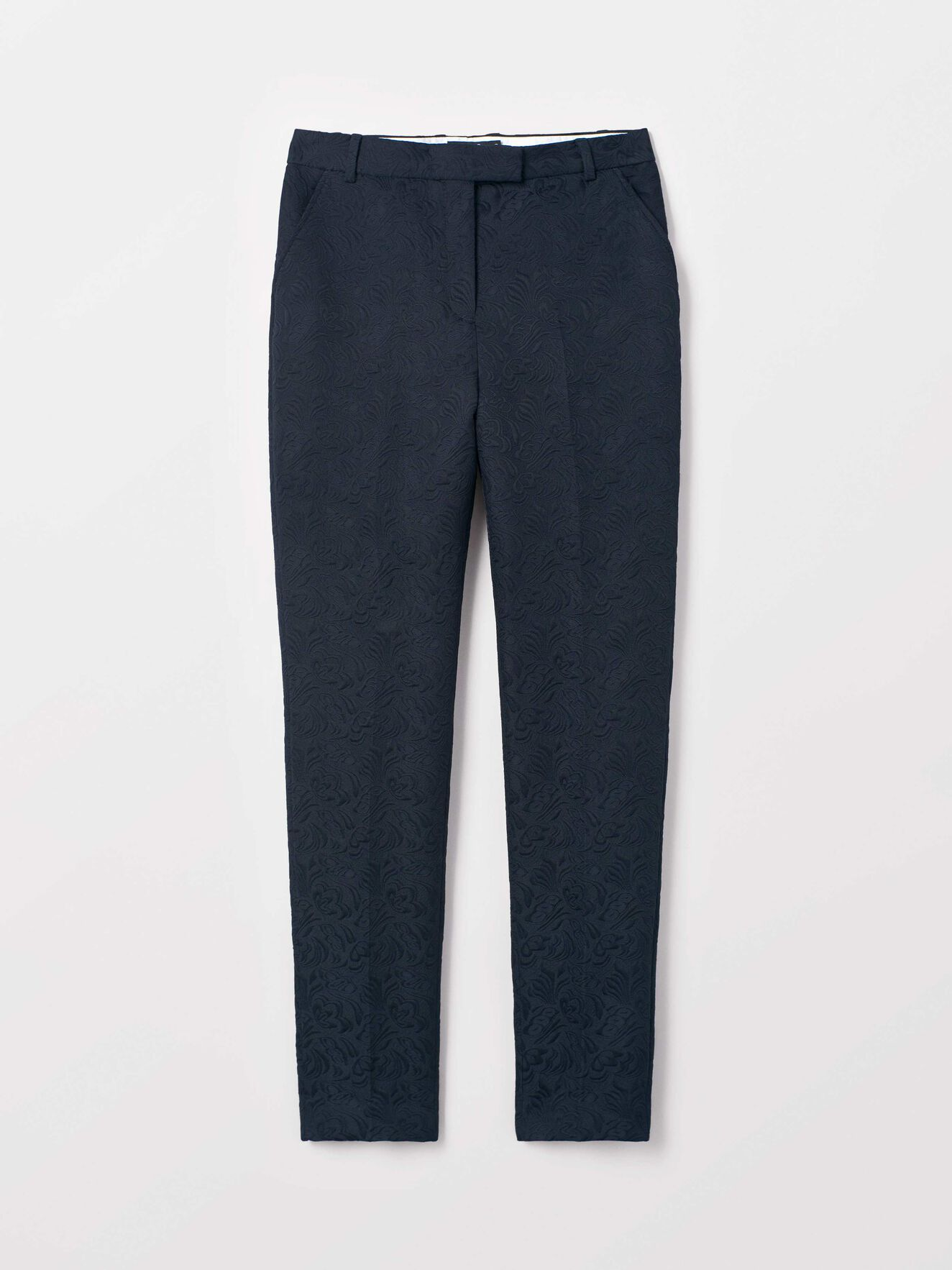 Loanella 2 Trousers  in Dark Sea from Tiger of Sweden
