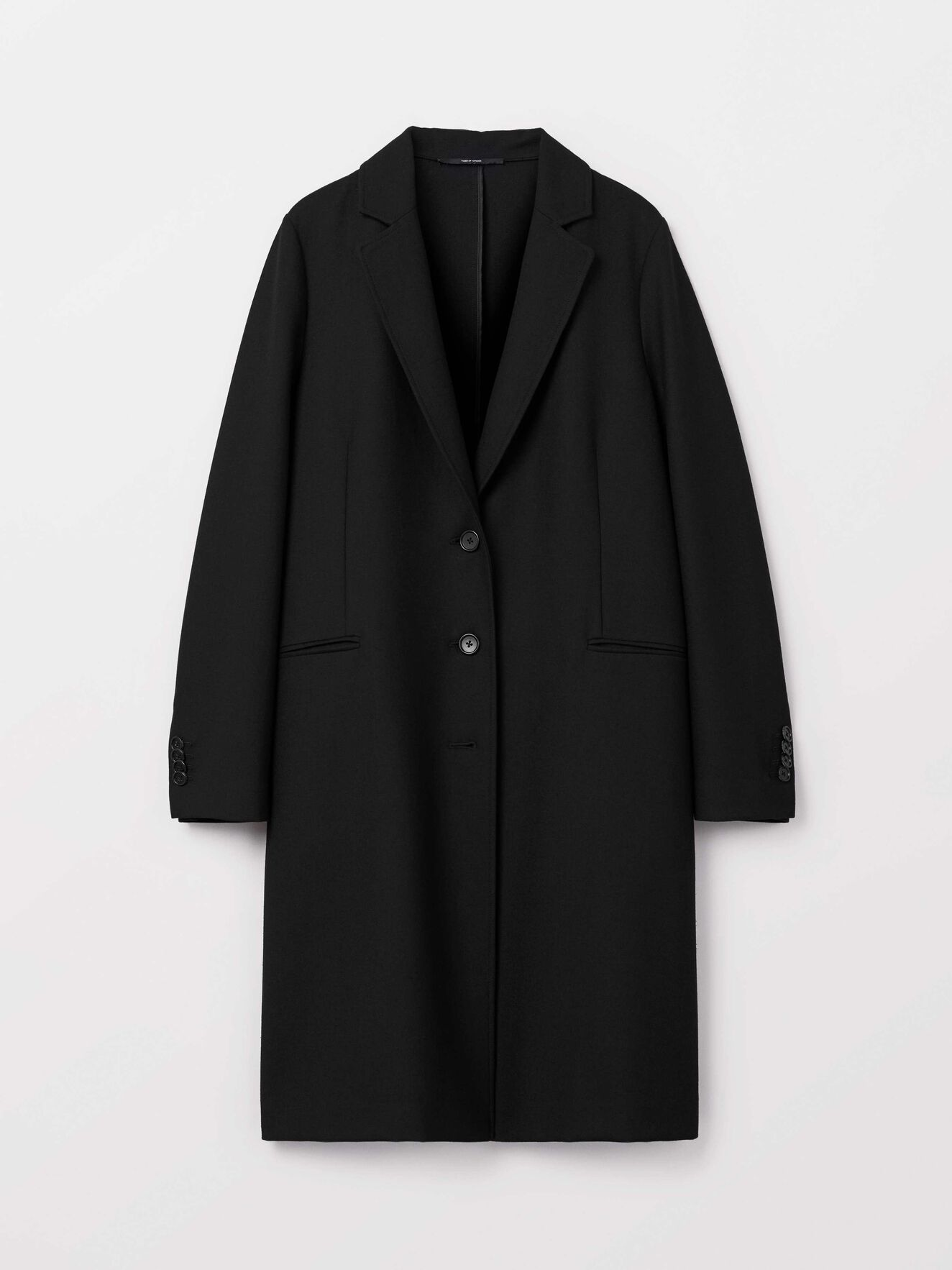 Cianne Coat in Black from Tiger of Sweden