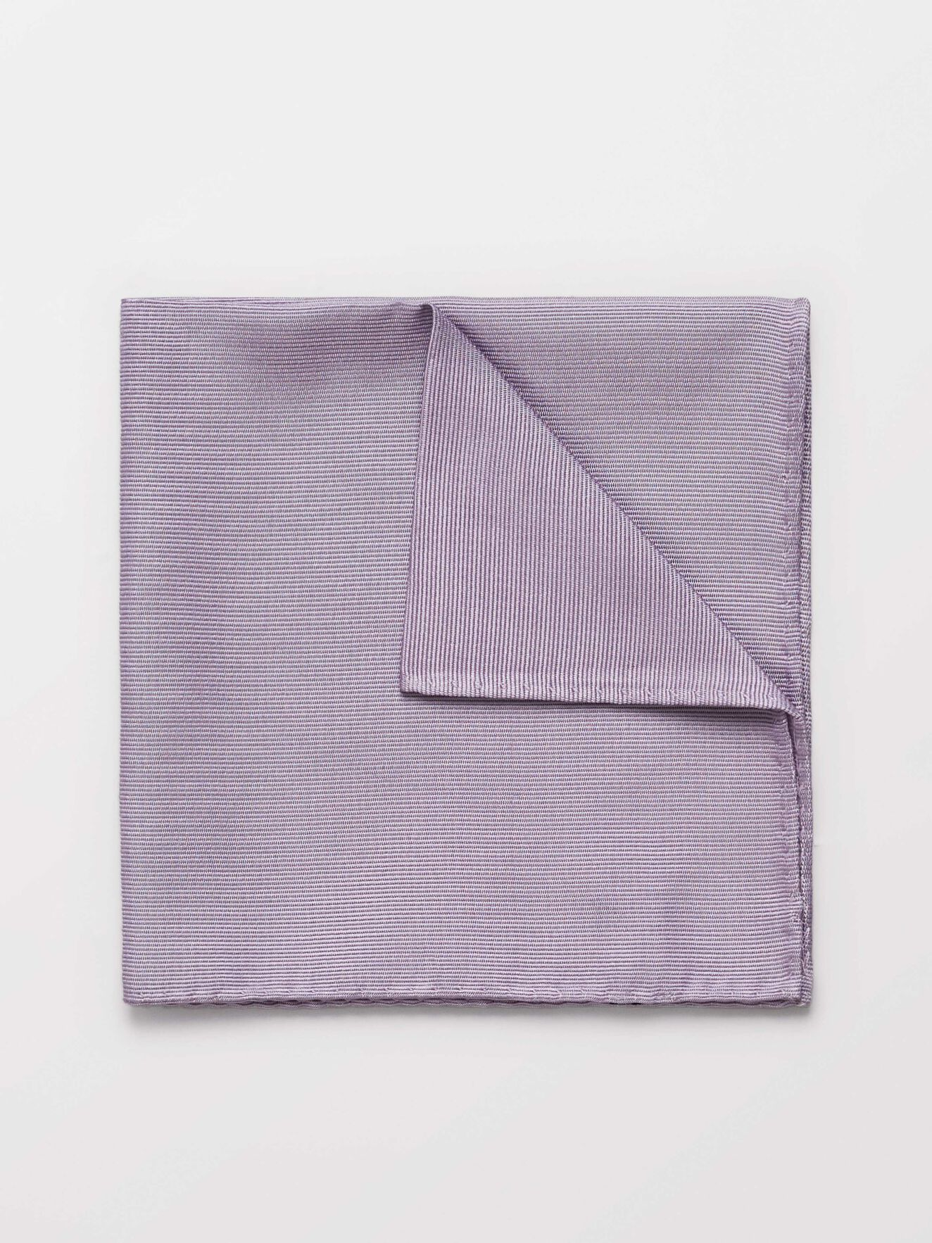 Piro Handkerchief in Purple Air from Tiger of Sweden