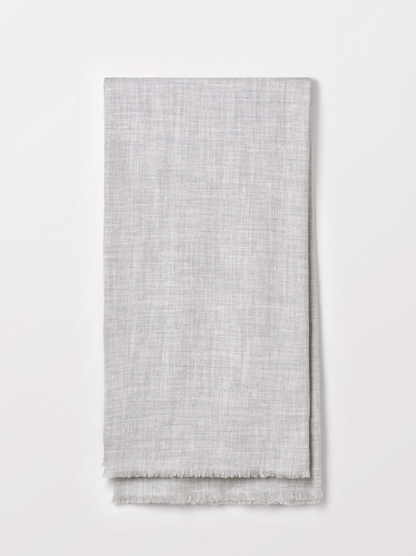 Dermisa Scarf in Light grey melange from Tiger of Sweden