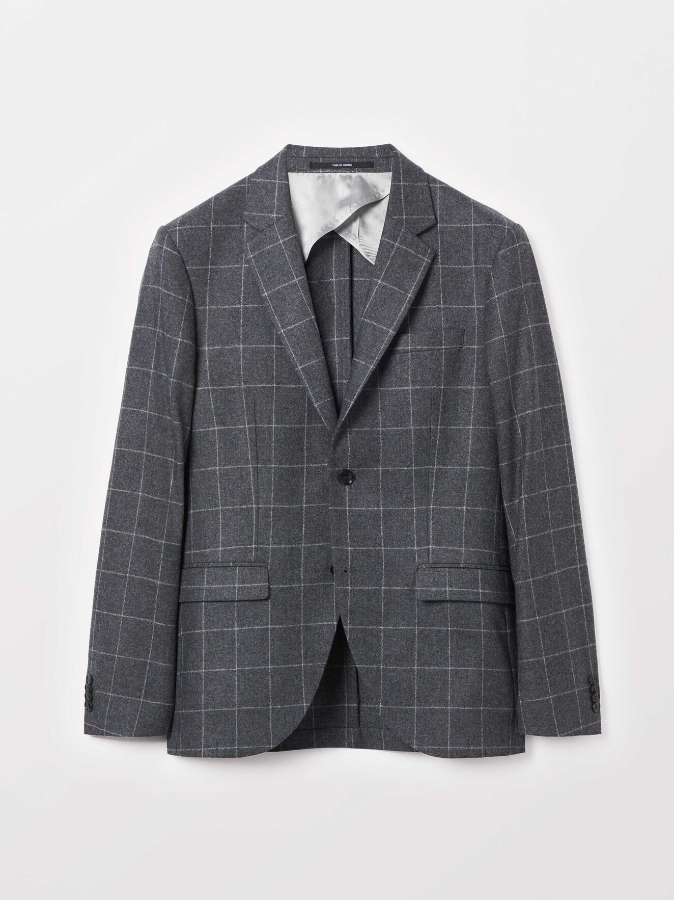Jamonte Hl Blazer in Iron Gate from Tiger of Sweden