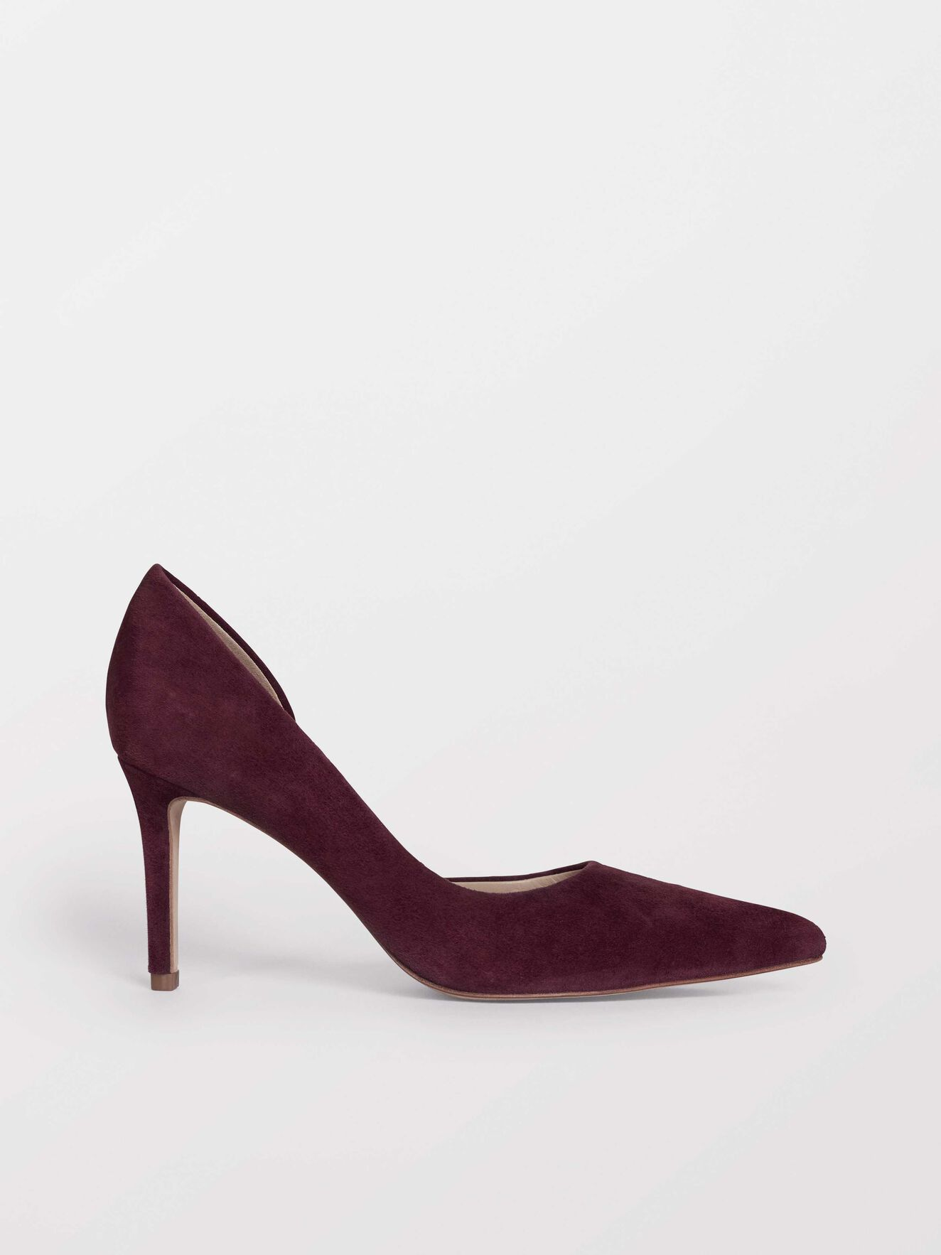 Xeroli Pumps in Baked Red from Tiger of Sweden