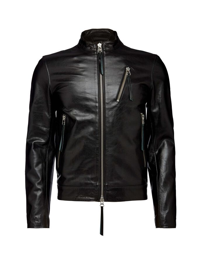Shine Jacke in Black from Tiger of Sweden